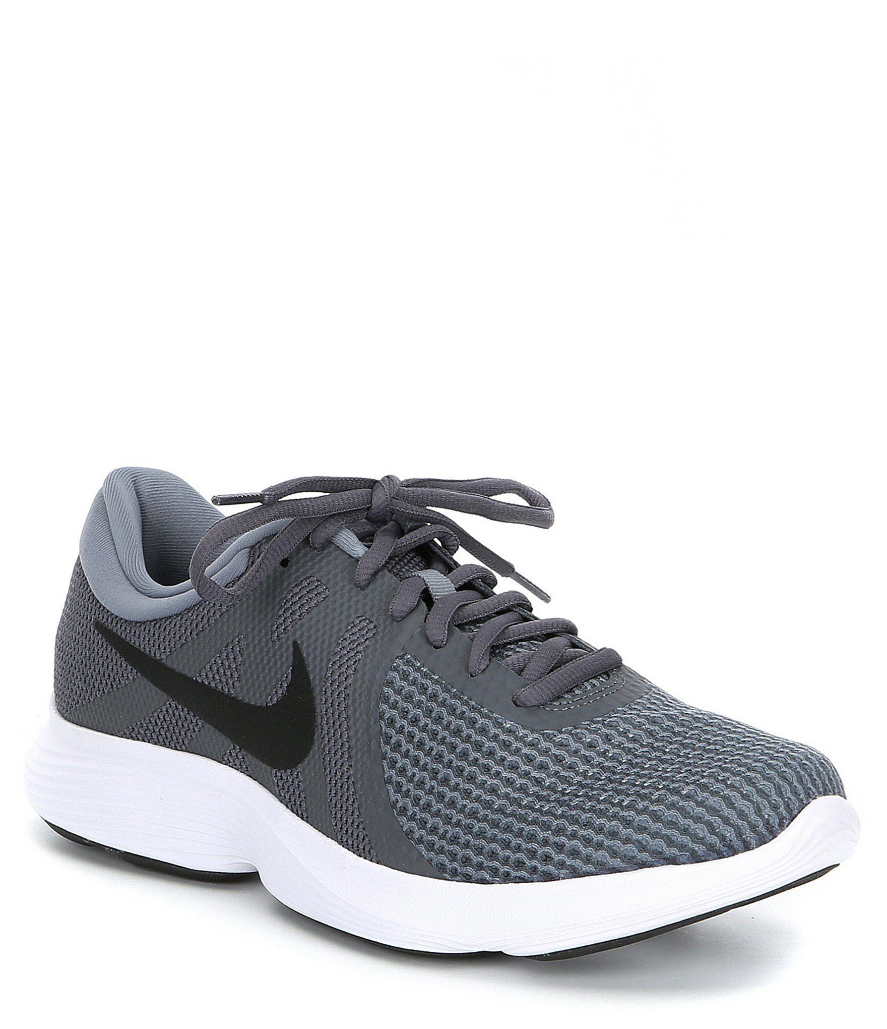 c45911222e4b1 Lyst - Nike Men s Revolution 4 Running Shoe in Gray for Men