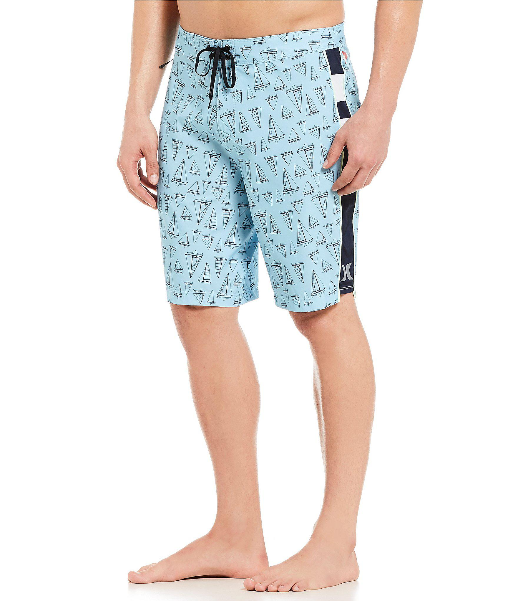 860b9a6791 Hurley Phantom Jjf Iv Maritime Board Shorts in Blue for Men - Lyst