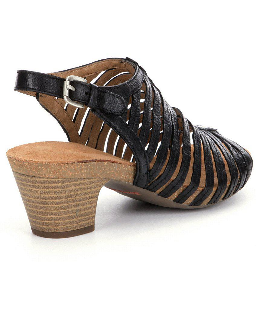 Ruth 21 Block Heel Sandals ZgHDMXPrB