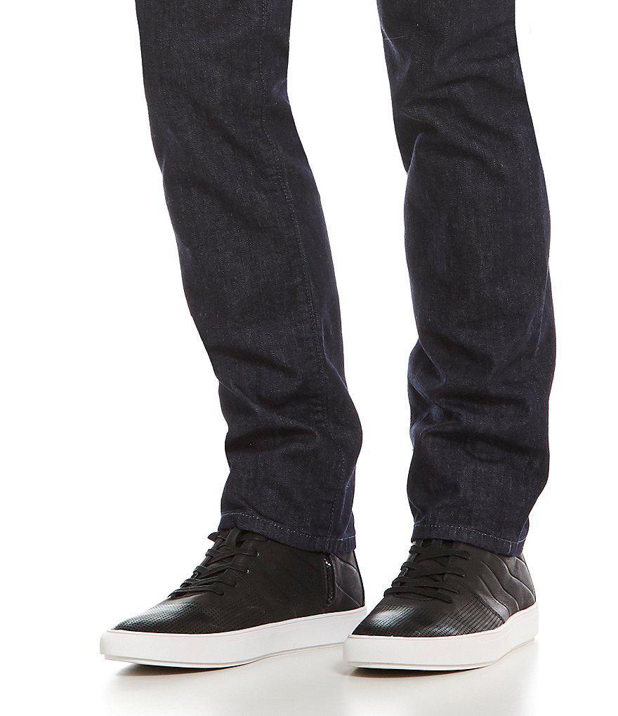7ea96f2d7f9 Lyst - Steve Madden Eskape Sneakers in Black