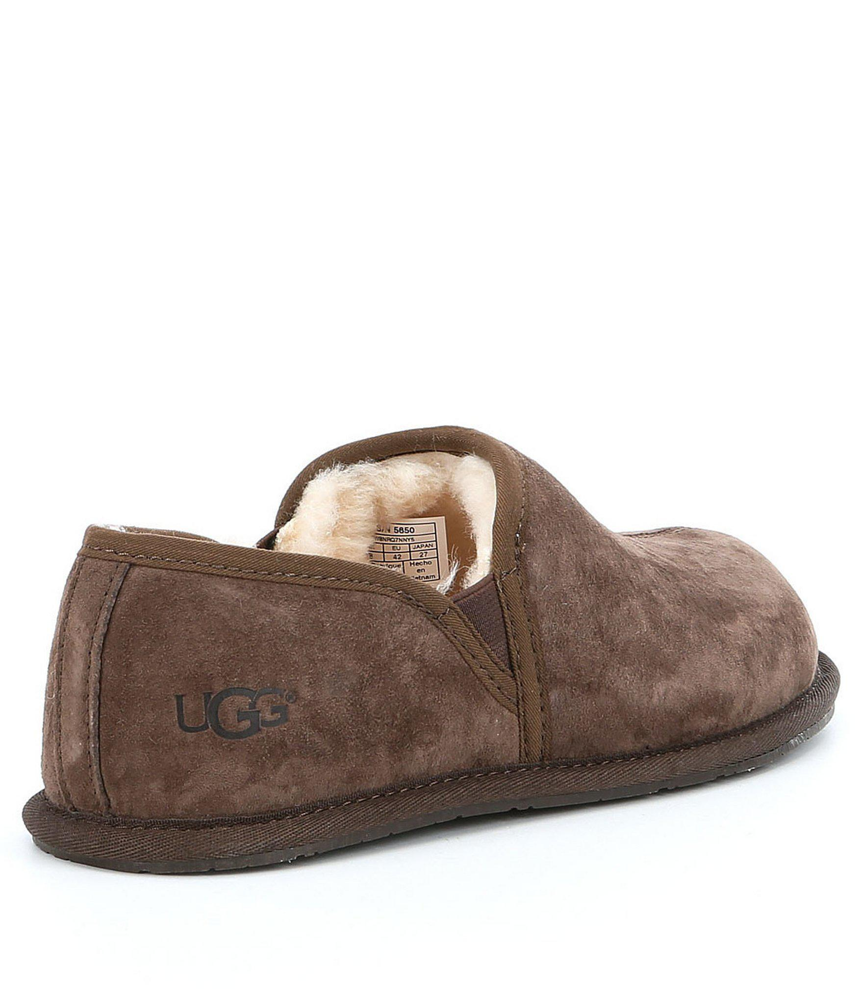 5d70e57d52b15 Lyst - UGG ® Men ́s Scuff Romeo Ii Slippers in Brown for Men