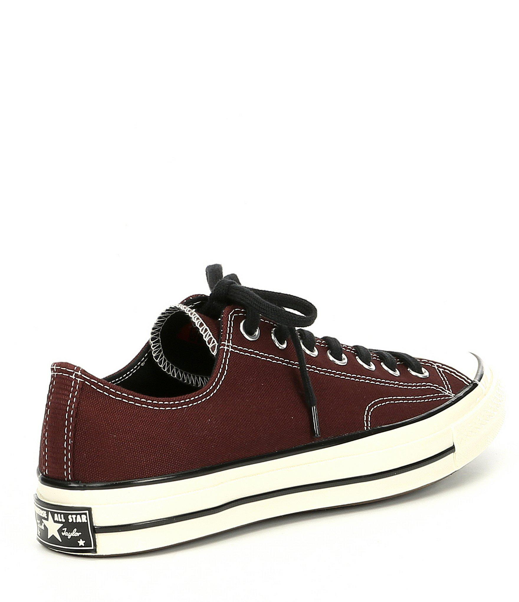Converse - Brown Men s Chuck 70 Heritage Court Oxford for Men - Lyst. View  fullscreen 7d24efbef