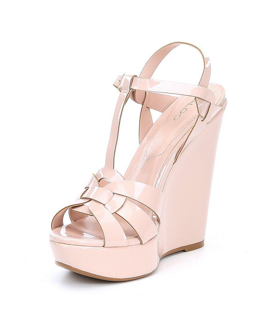 Nellyy Platform Wedge Sandals T9ad9txIe6