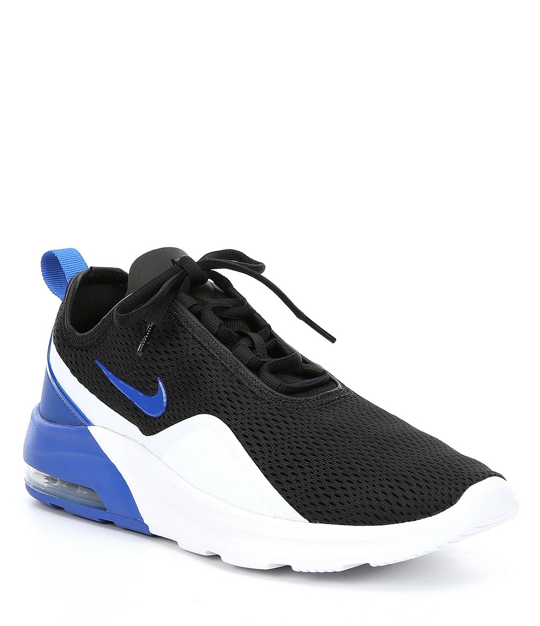 1becfc99c6c5 Lyst - Nike Men s Air Max Motion 2 Lifestyle Shoe in Black for Men
