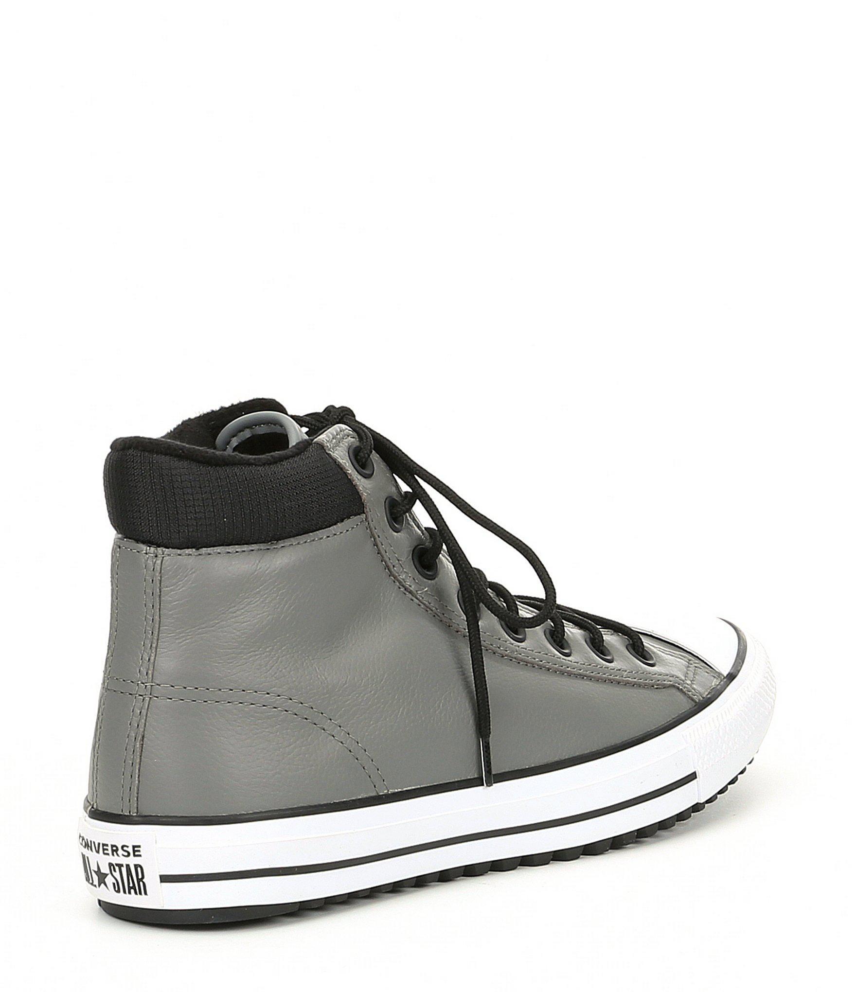 1ab1a2cdbb34e2 Converse - Black Men s Chuck Taylor All Star Pc Hi Top Sneaker for Men -  Lyst. View fullscreen