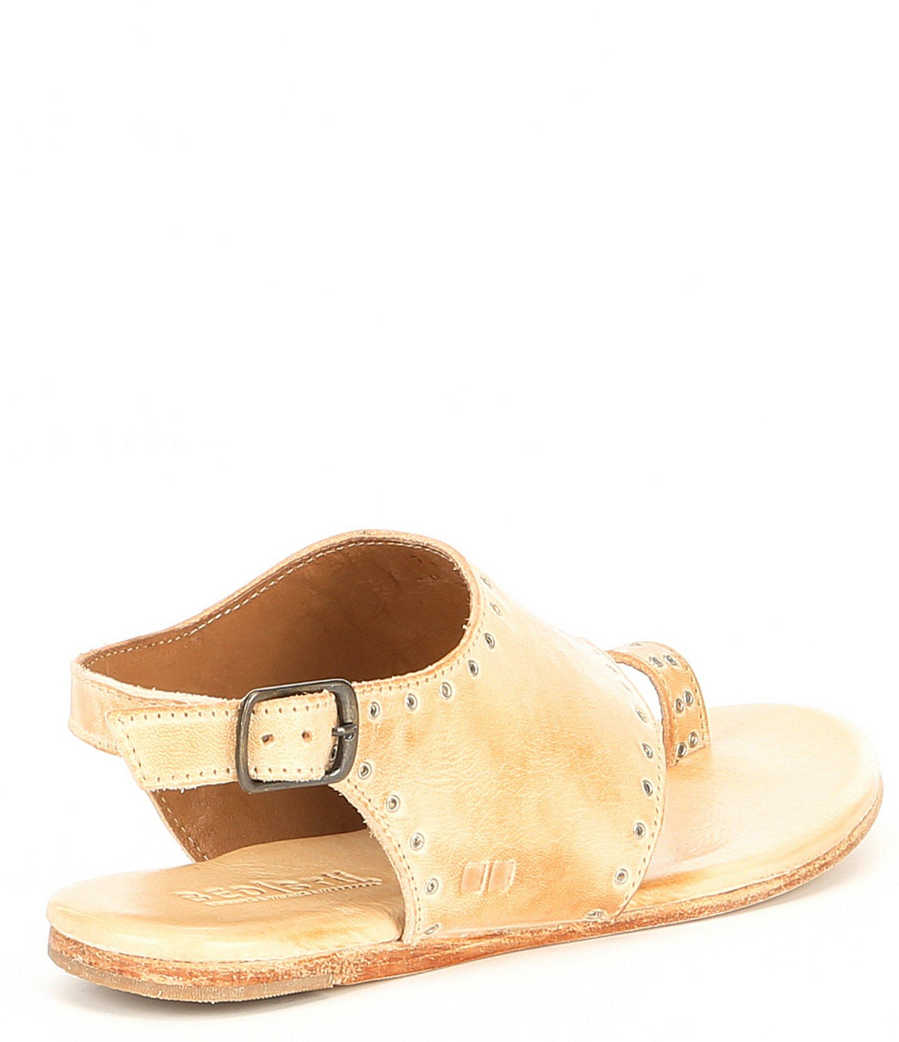 a654492dcaf Bed Stu - Multicolor Misha Leather Flat Sandals - Lyst. View fullscreen