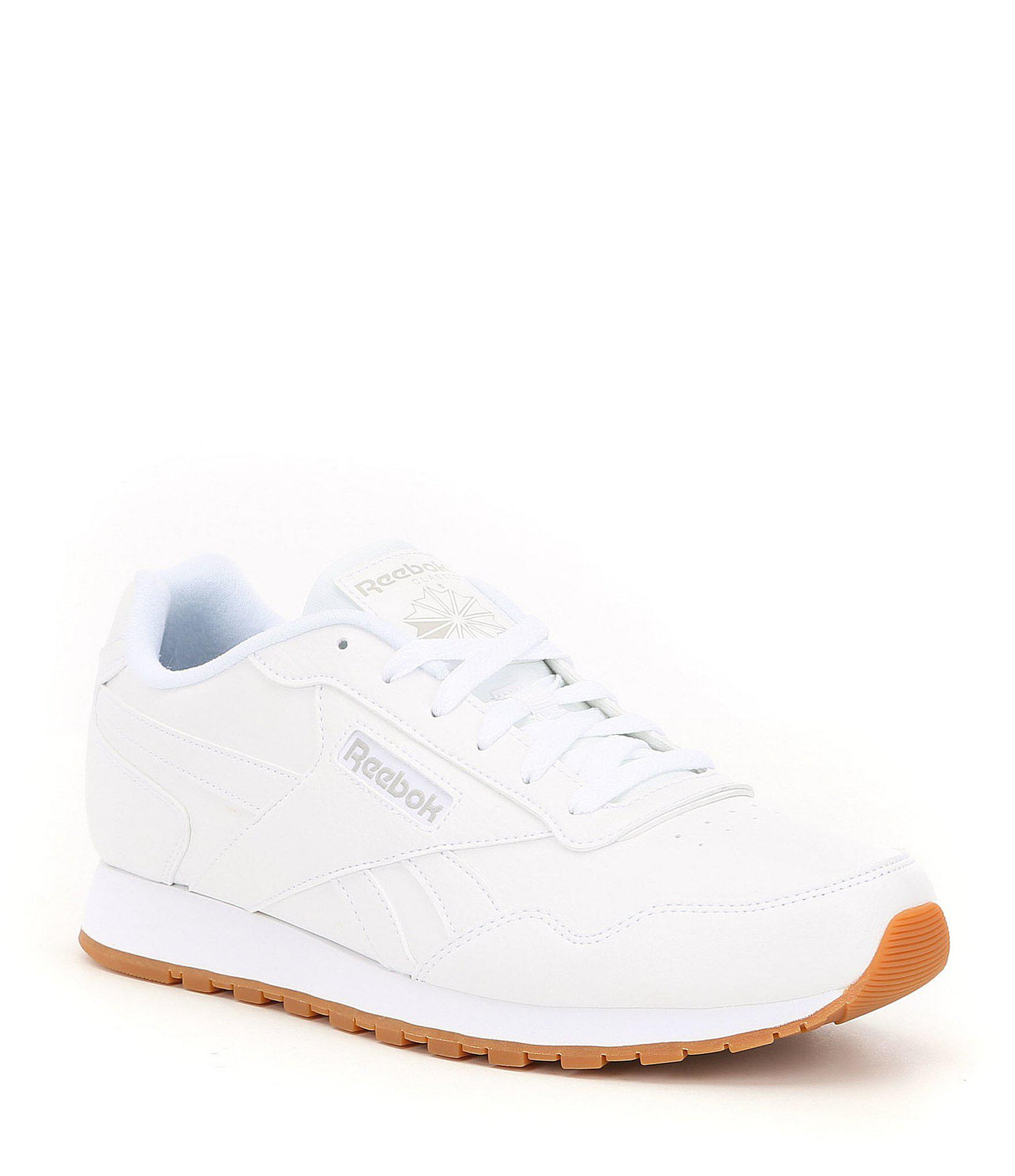 a688182d2486 Reebok - White Men ́s Classic Harman Run Shoes for Men - Lyst. View  fullscreen