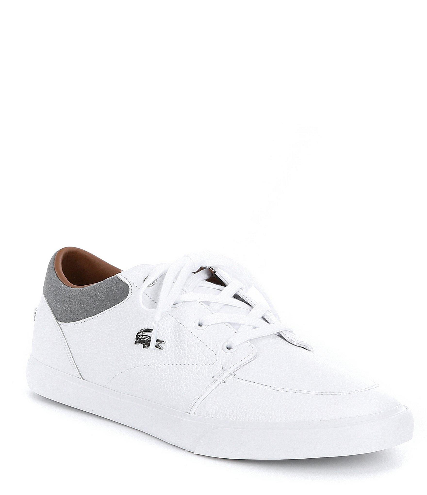 aab099b0c Lacoste - Gray Men s Bayliss 118 Sneakers for Men - Lyst. View fullscreen