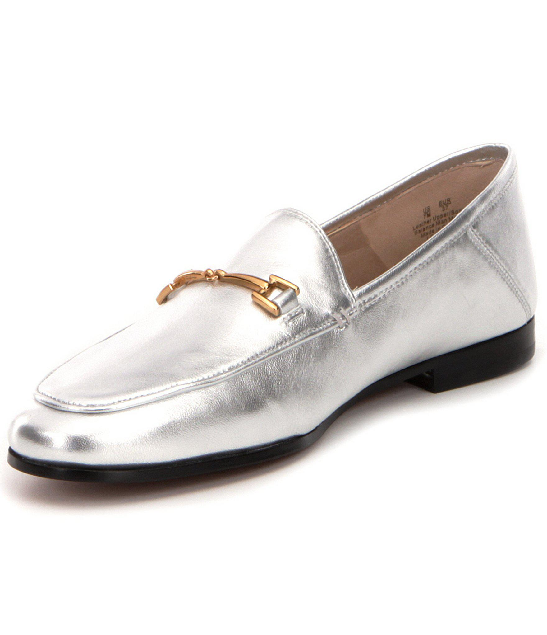 939df229412c1 Lyst - Sam Edelman Loraine Leather Loafers