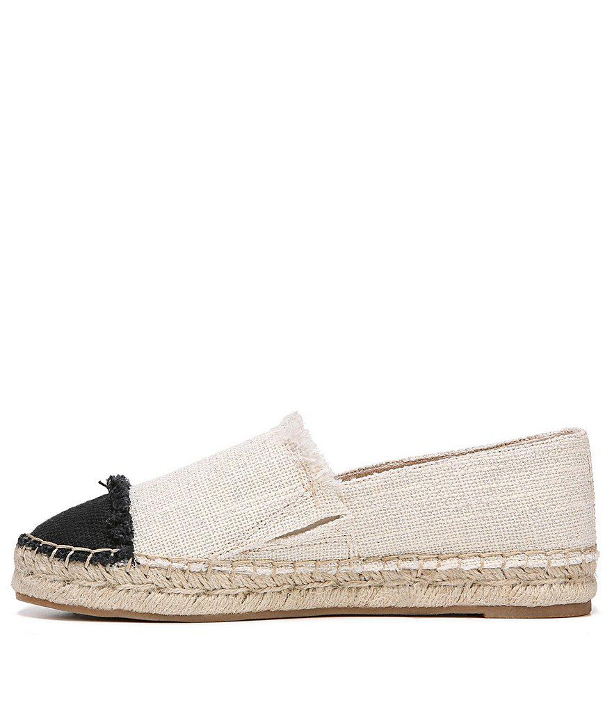 Krissy Metallic Canvas Espadrilles