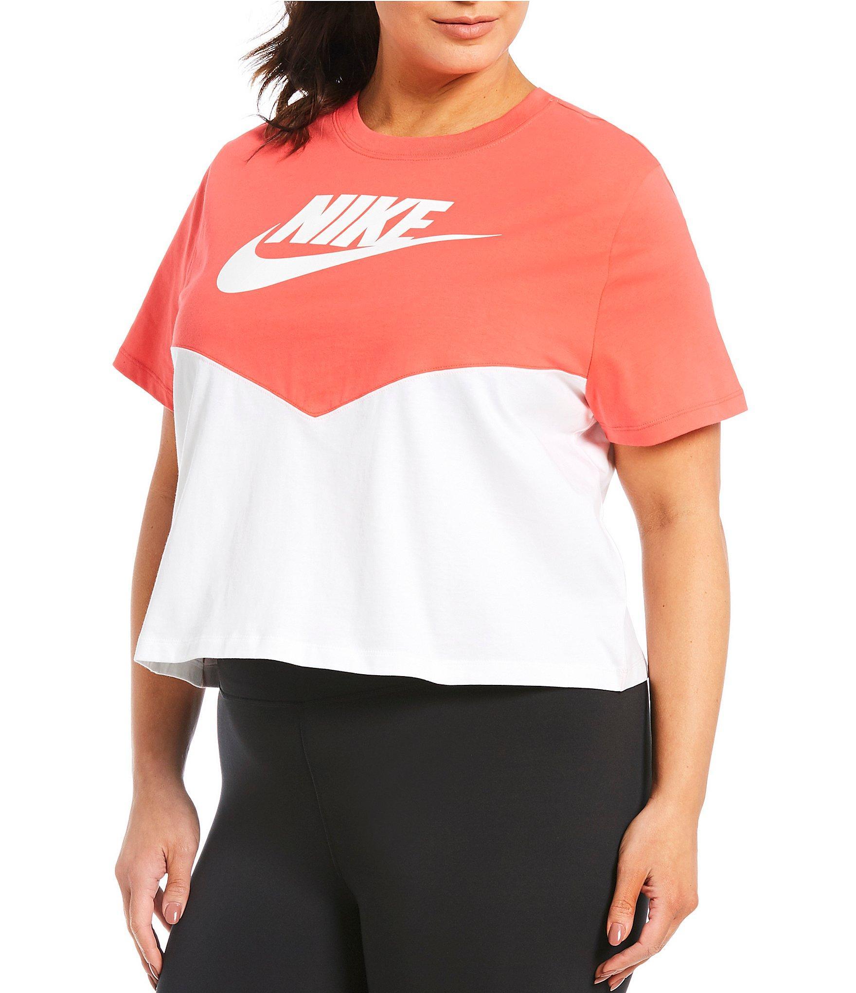 nike donna abbigliamento top