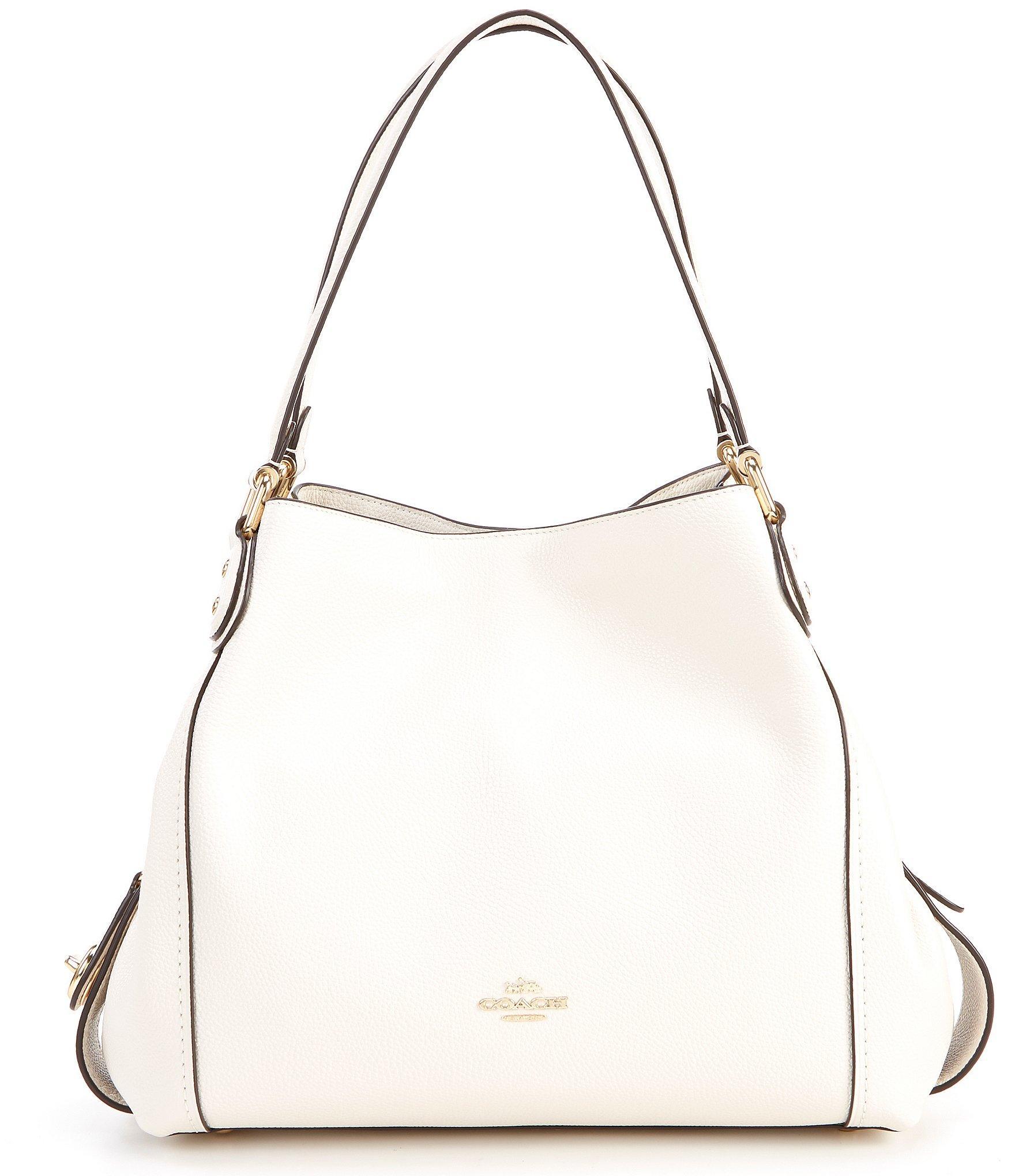 e95618ba0f95 COACH. Women s Edie 31 Polished Pebble Shoulder Bag