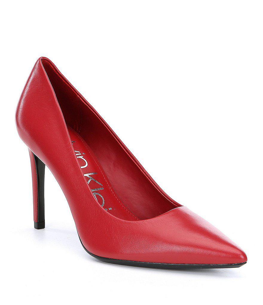 Calvin Klein Ronna Dress Pumps 8r7uBDkx