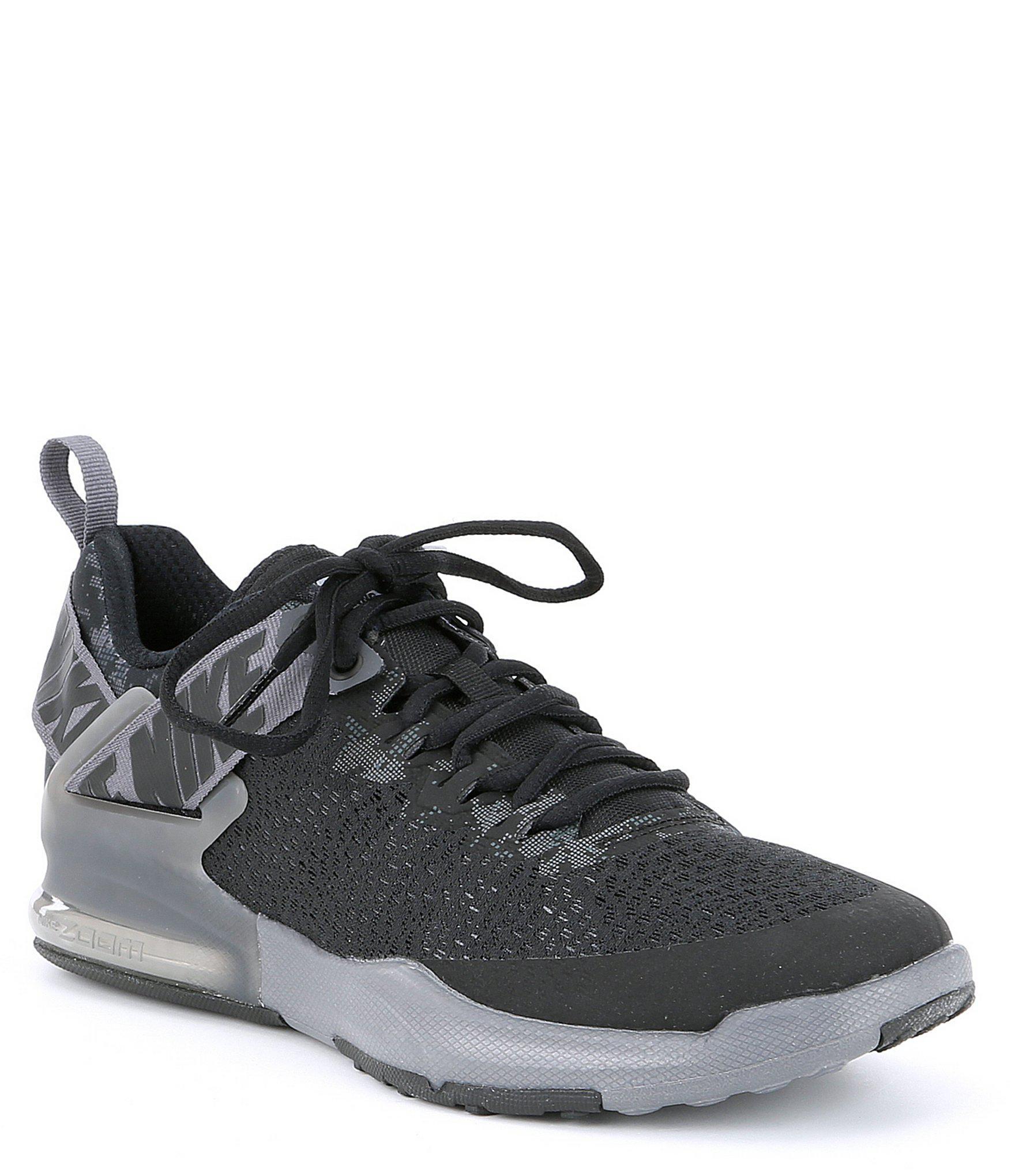 75e9b21eddb5e Lyst - Nike Men s Zoom Domination Tr 2 Training Shoe in Gray for Men