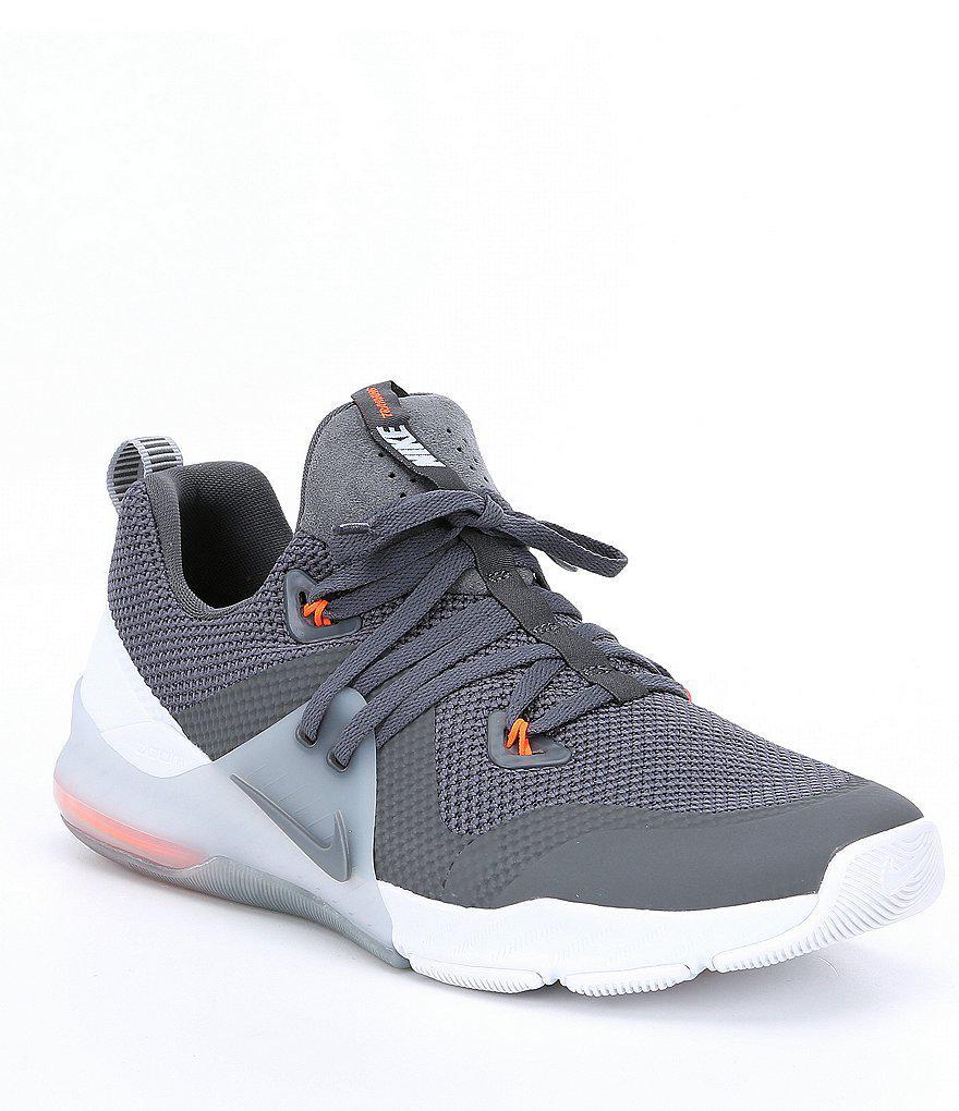 size 40 3d38b 6d425 Nike Men s Zoom Train Command Training Shoe in Gray for Men - Lyst