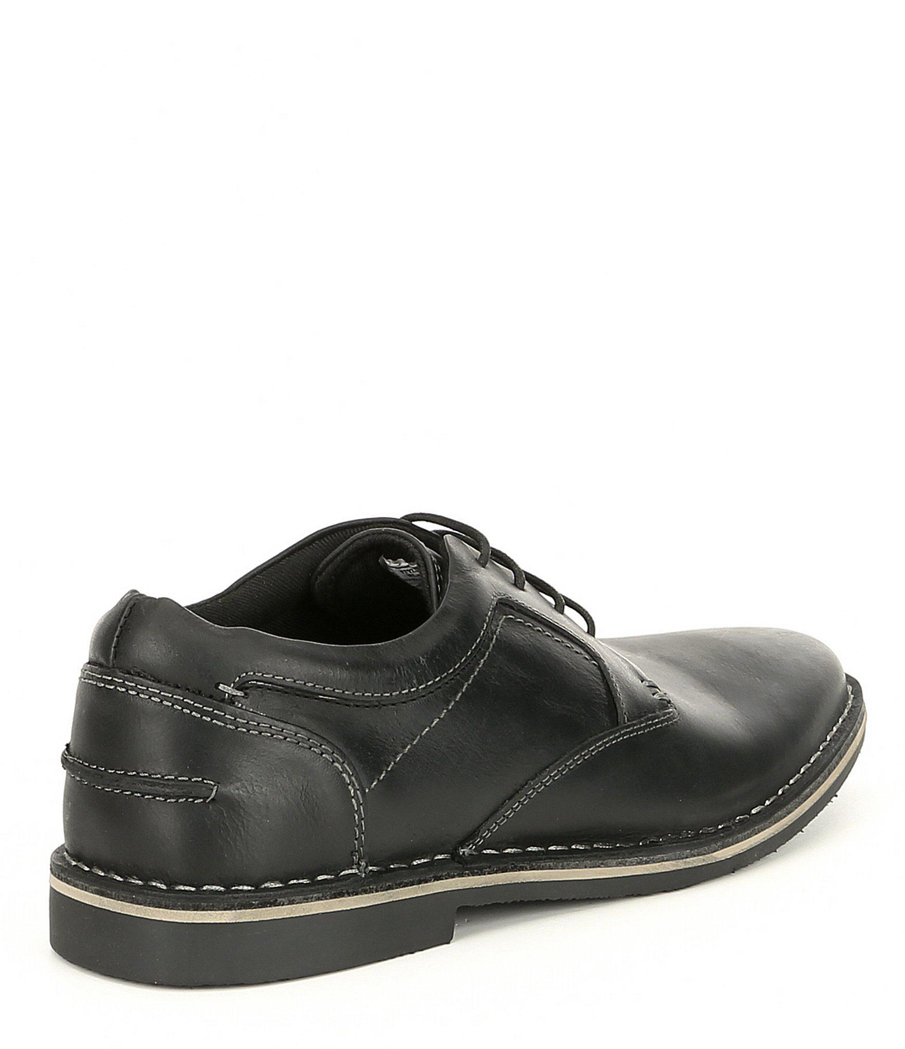 f61d1d619b76 Steve Madden - Black Men s Harver Oxford for Men - Lyst. View fullscreen