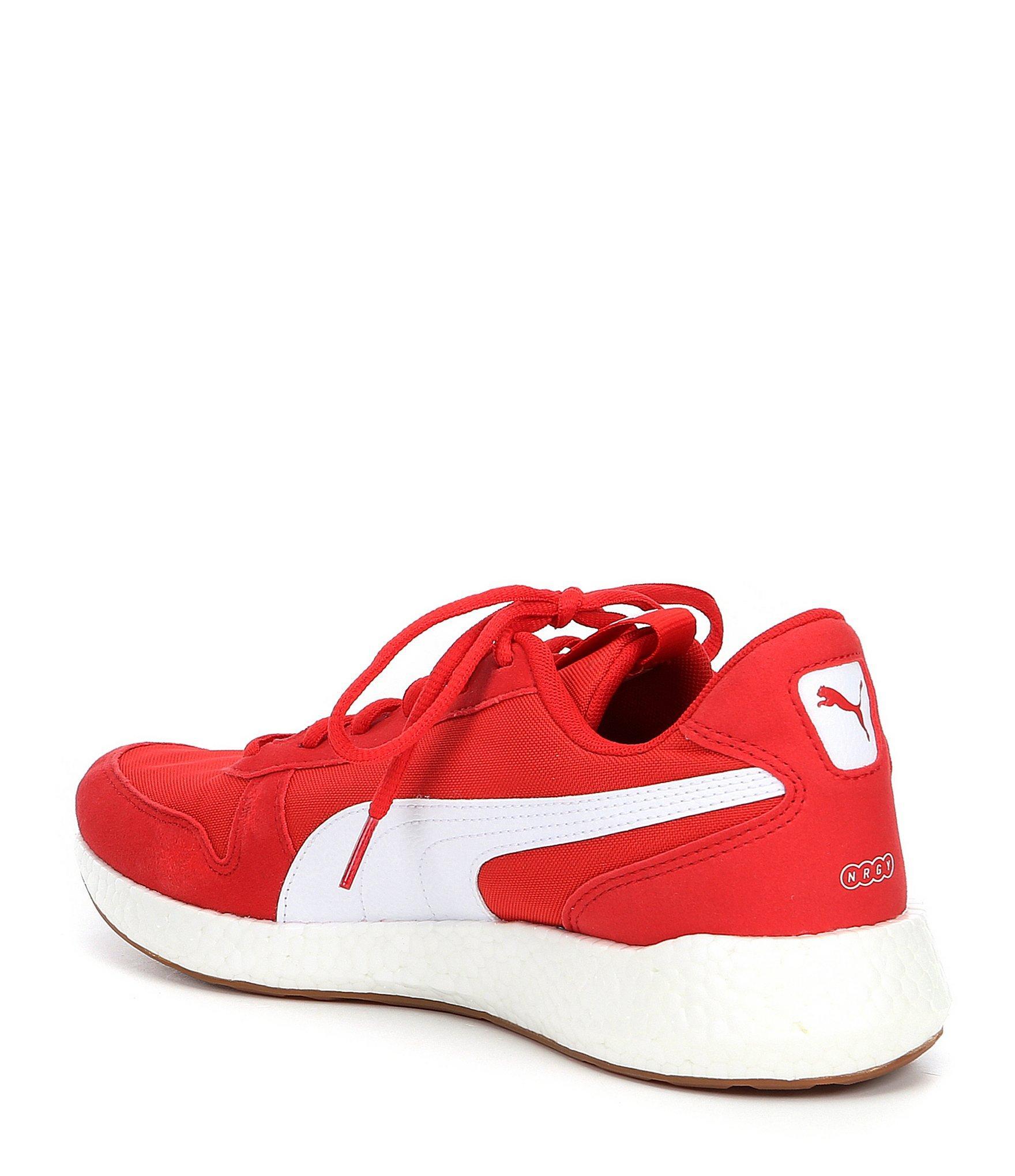b8a768d2e05 PUMA - Red Men s Nrgy Neko Retro Sneaker for Men - Lyst. View fullscreen