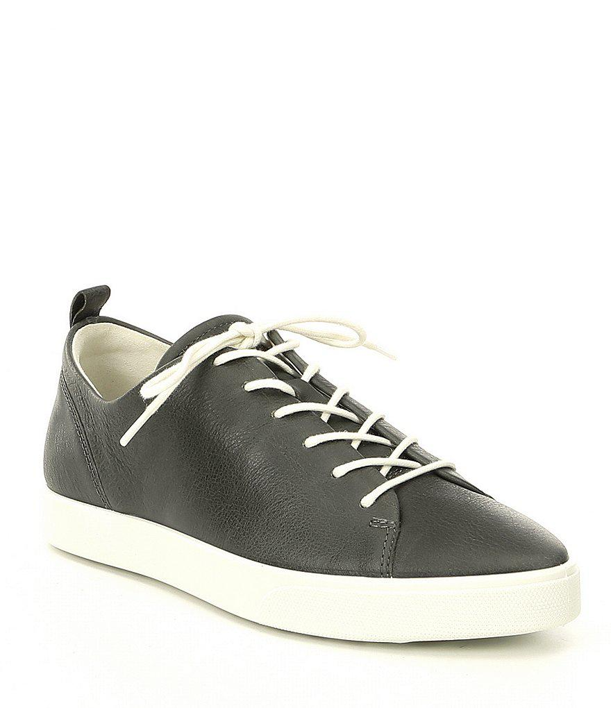 Women's Gillian Leather Lace Up Sneakers orOgsq