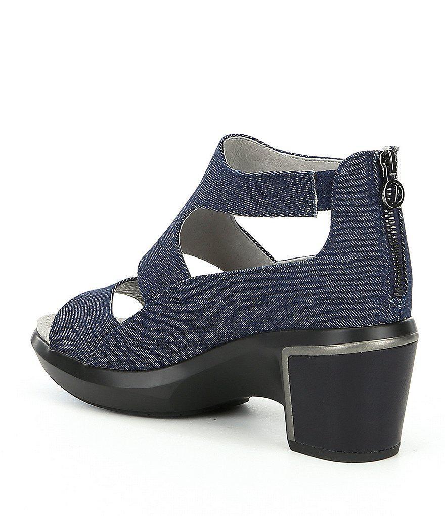 Rio Block Heel Sandals BoFfr5z