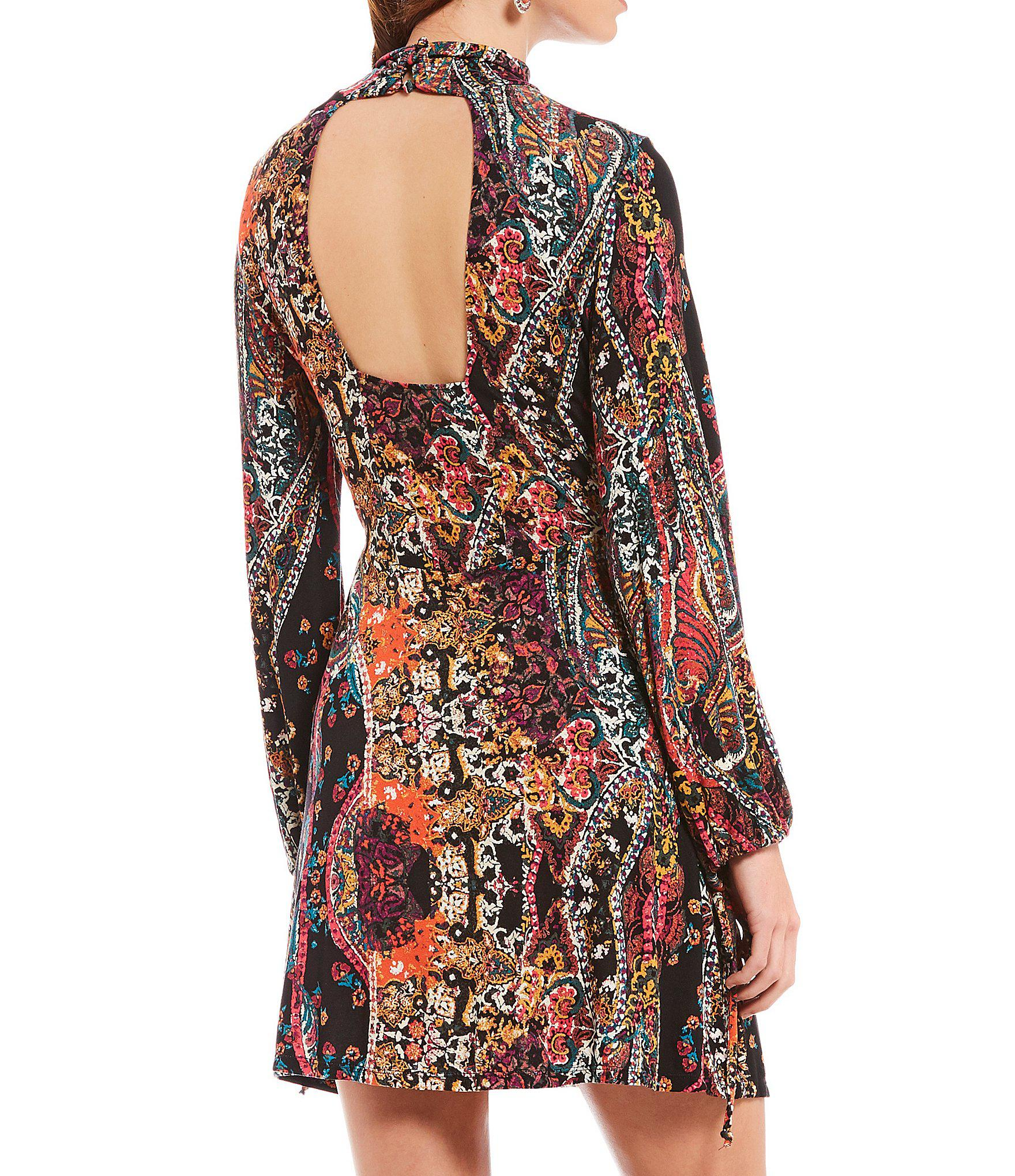 Free People All Dolled Up Mini Dress Red Women S Dress