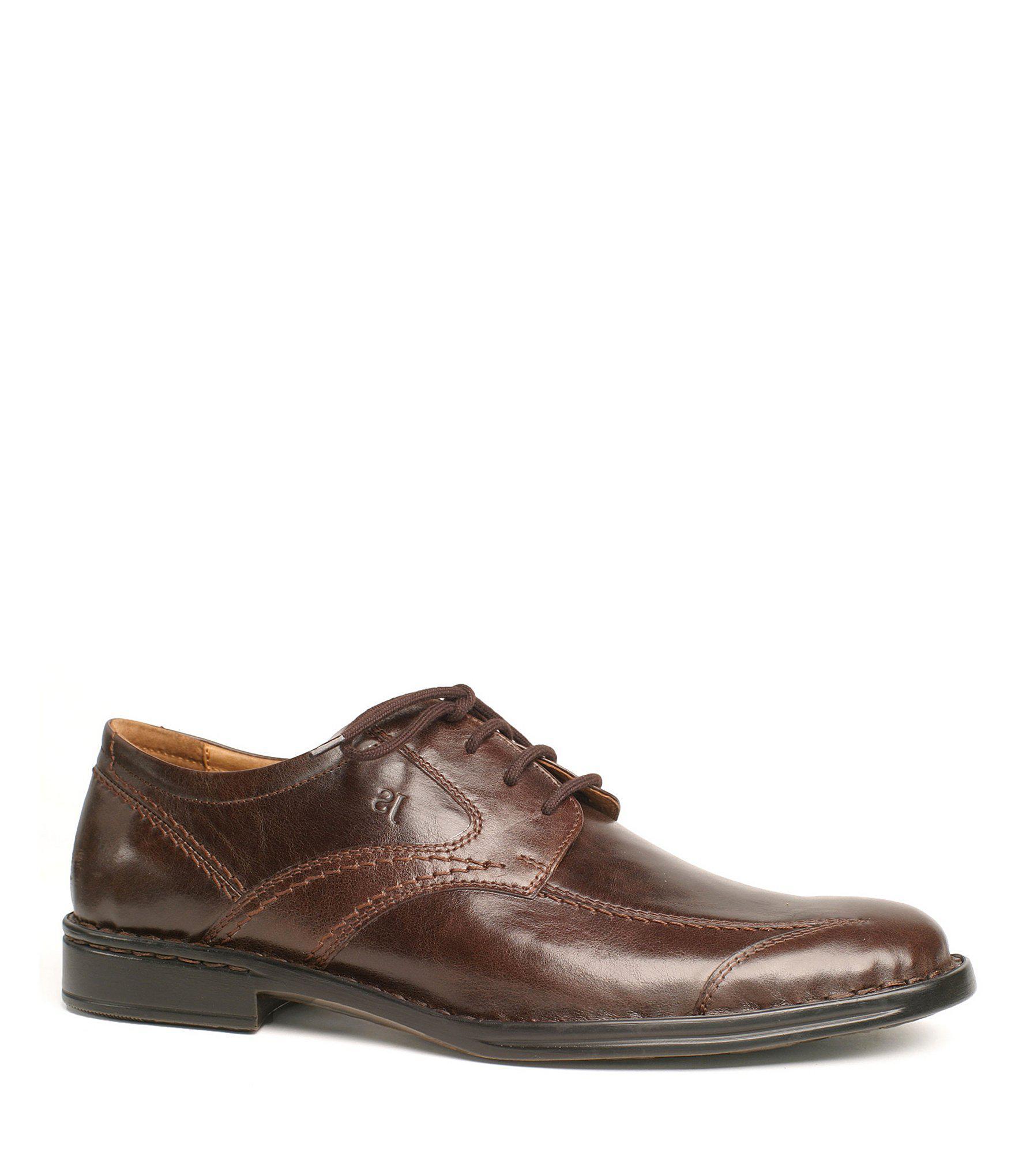e891fd2e44212 Lyst - Josef Seibel Men's Douglas 05 Leather Dress Shoes in Brown ...
