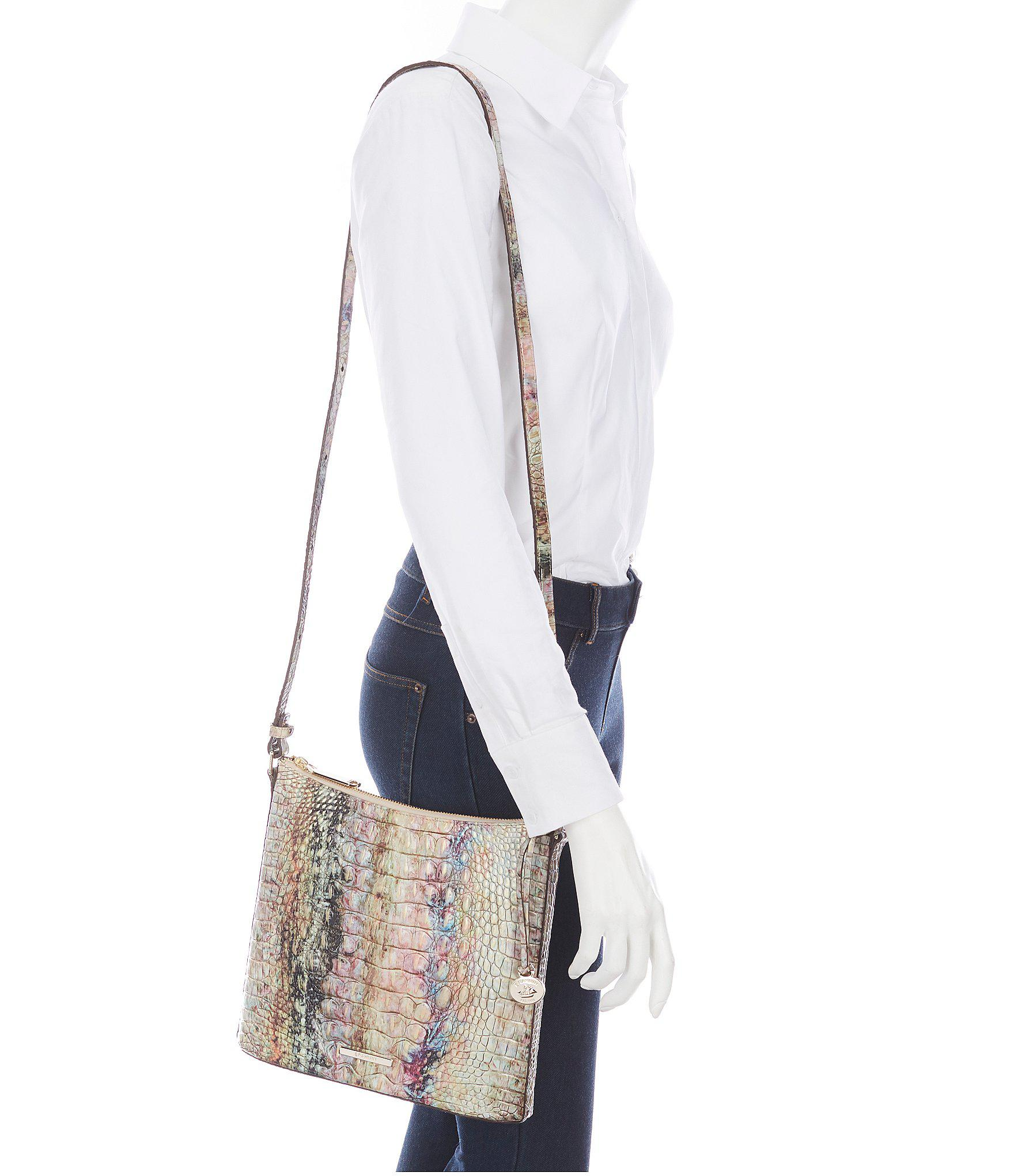37f414cacc Lyst - Brahmin Melbourne Collection Katie Cross-body Bag
