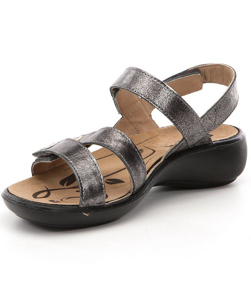 Romika Ibiza 55 Banded Leather Sandals