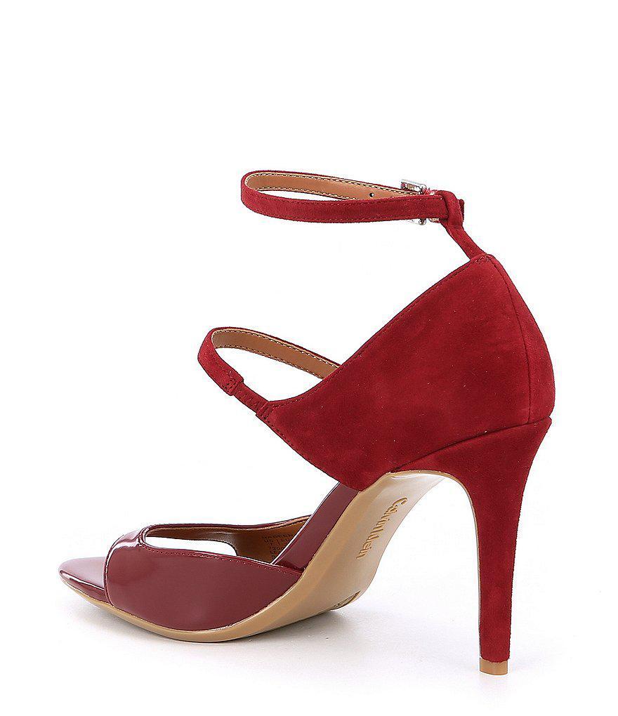 Nadeen Strappy Dress Sandals Ue3xYb4