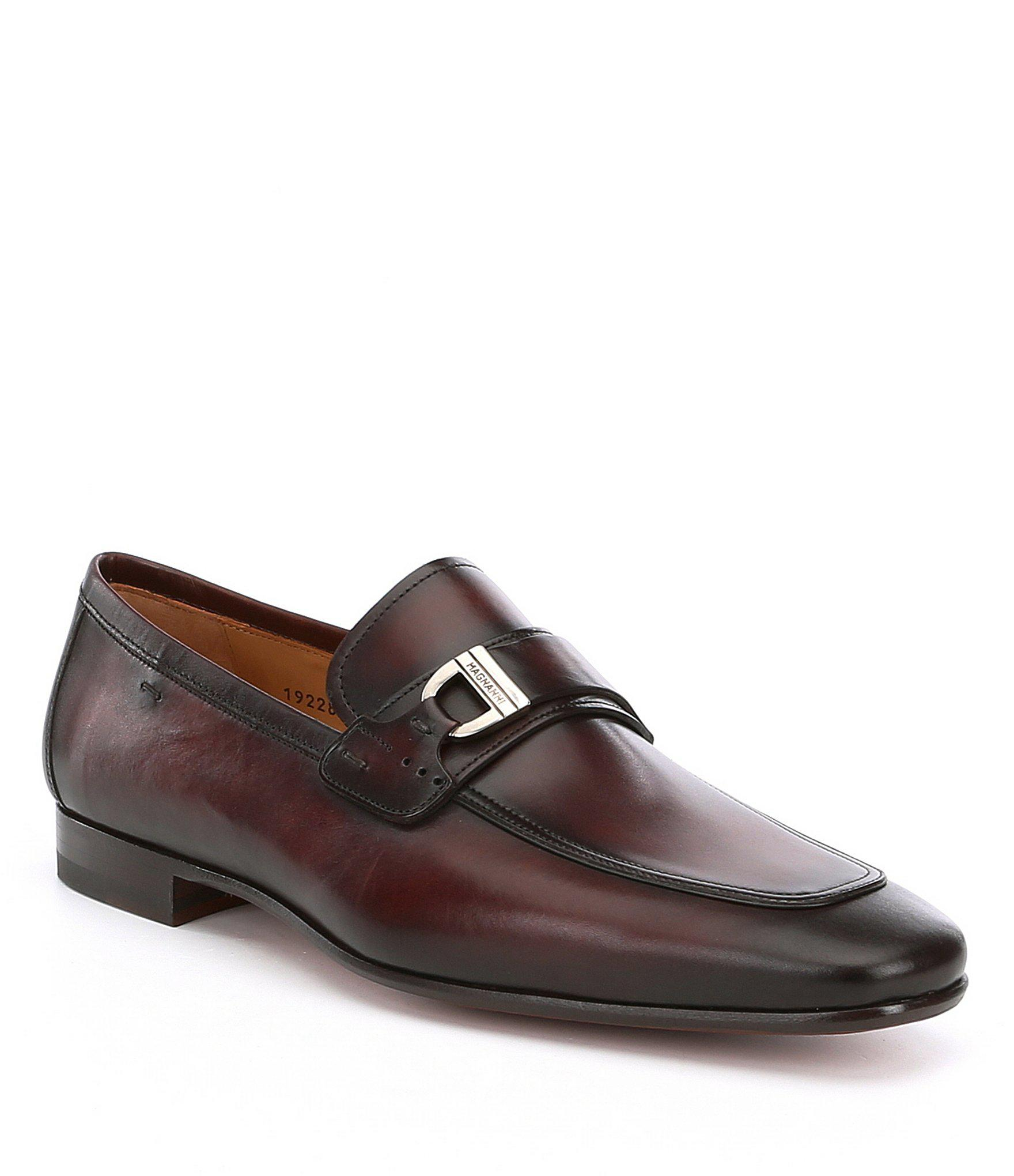 b6e6349b755 Magnanni Shoes - Brown Men S Rico Loafers for Men - Lyst. View fullscreen