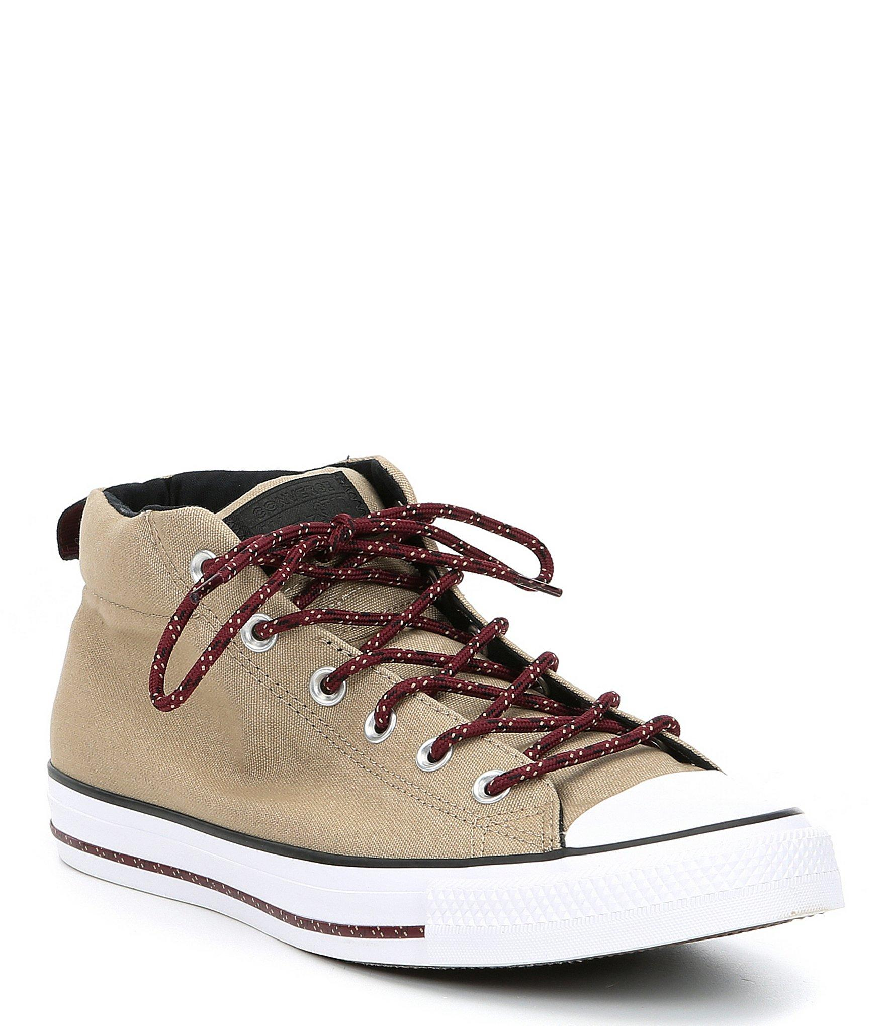 a8bee77a2e84 Lyst - Converse Men s Chuck Taylor All Star Street Lace Up Mid ...