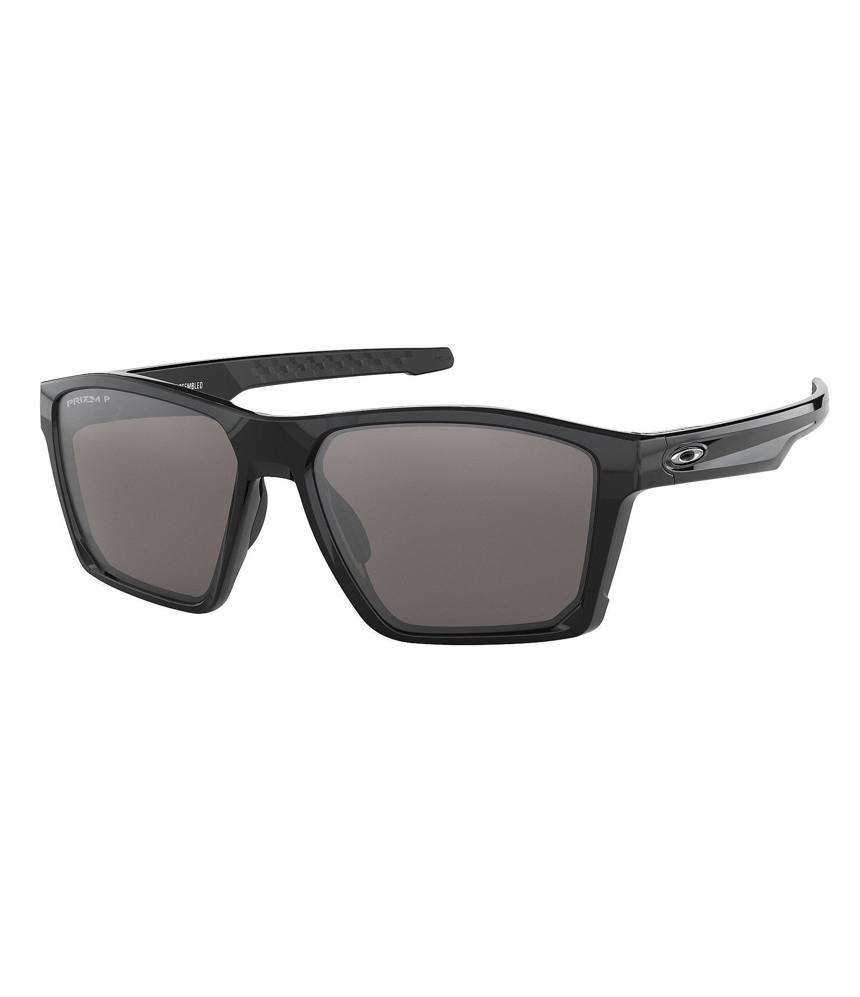 855b8052a8 Lyst - Oakley Mens Target Line Polarized Sunglasses in Black for Men