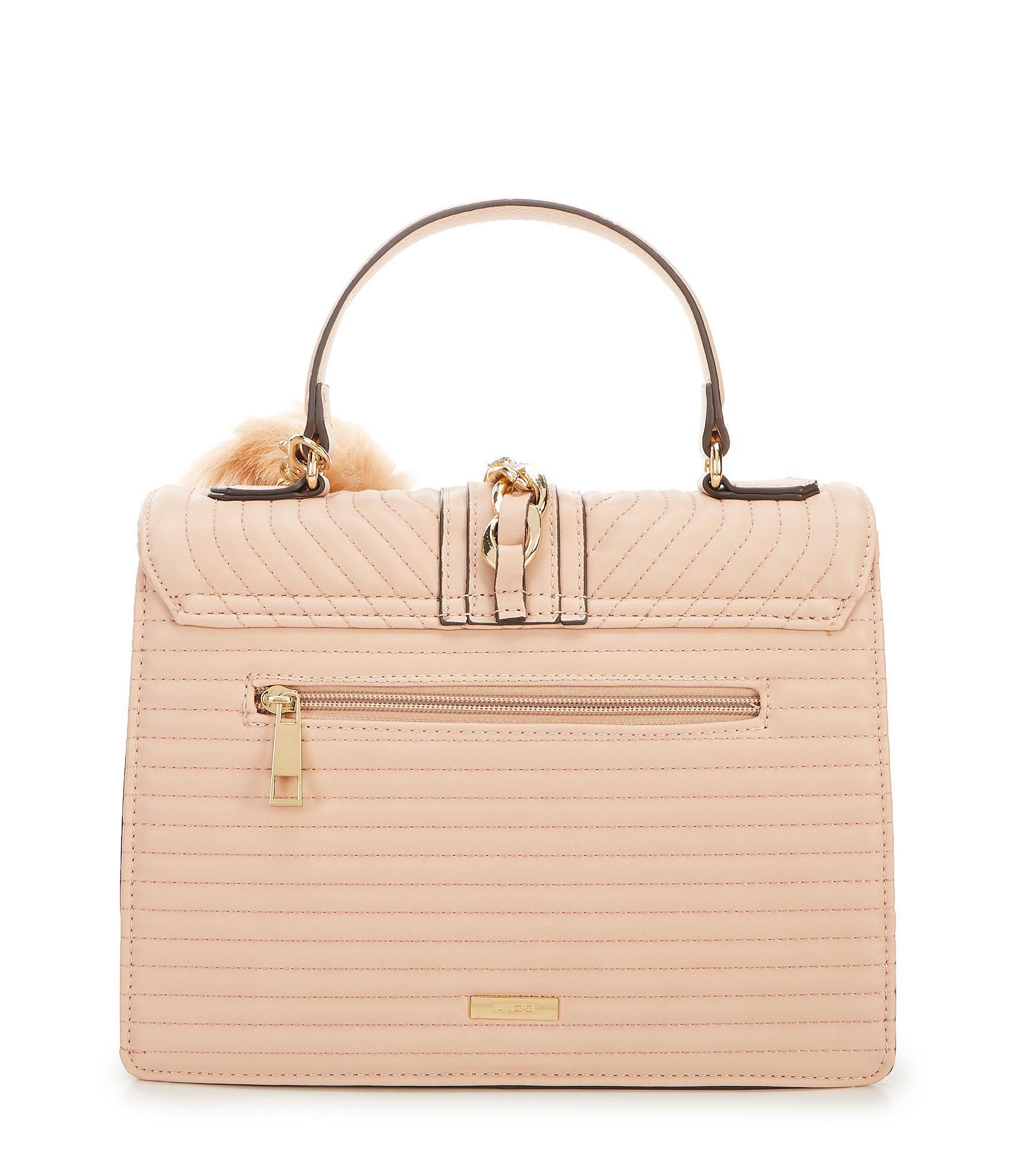 ALDO - Natural Jerilini Top Handle Handbag - Lyst. View fullscreen cf3134ae406