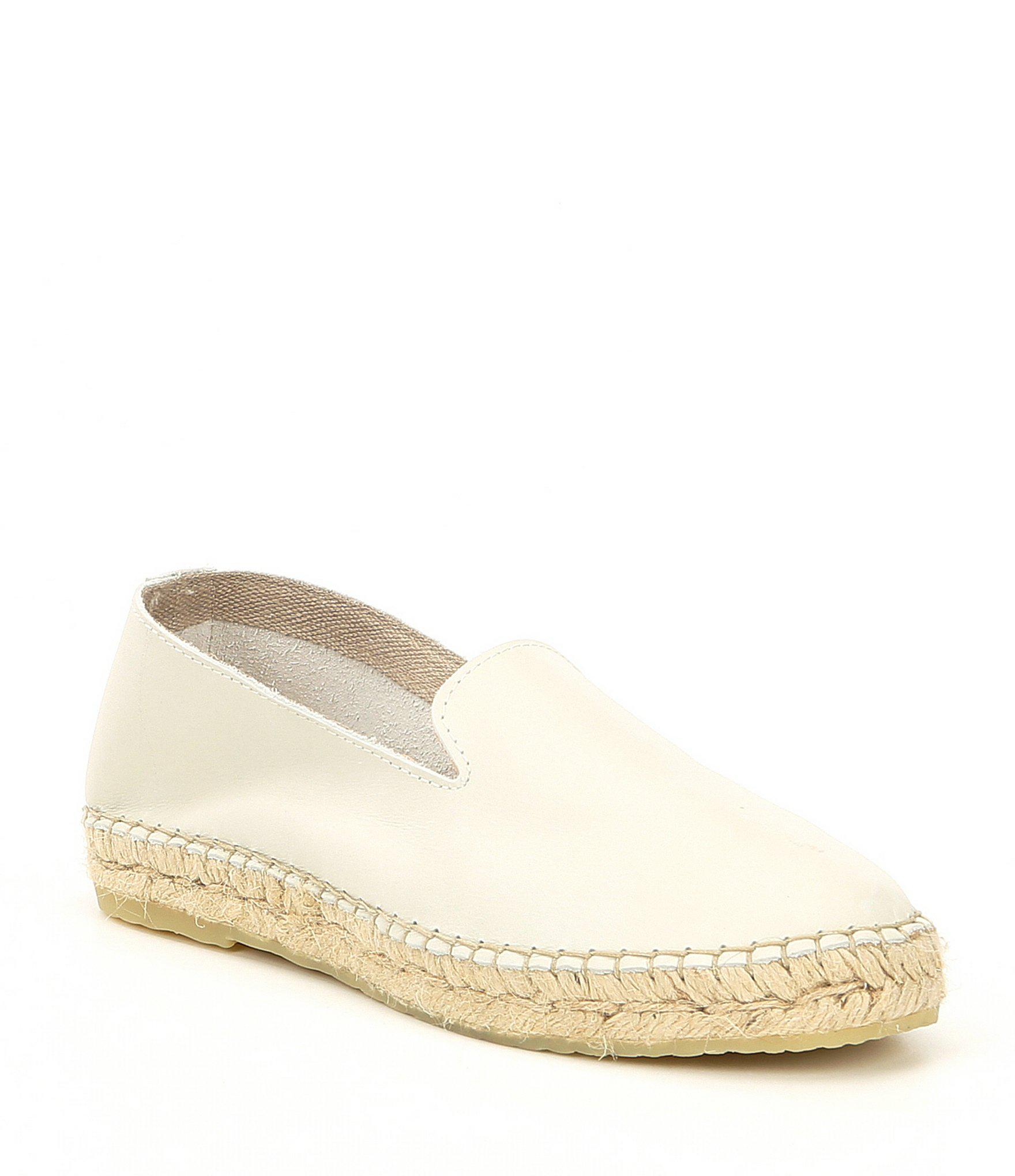 873e098993c67 Lyst - Free People Laurel Canyon Espadrilles in White