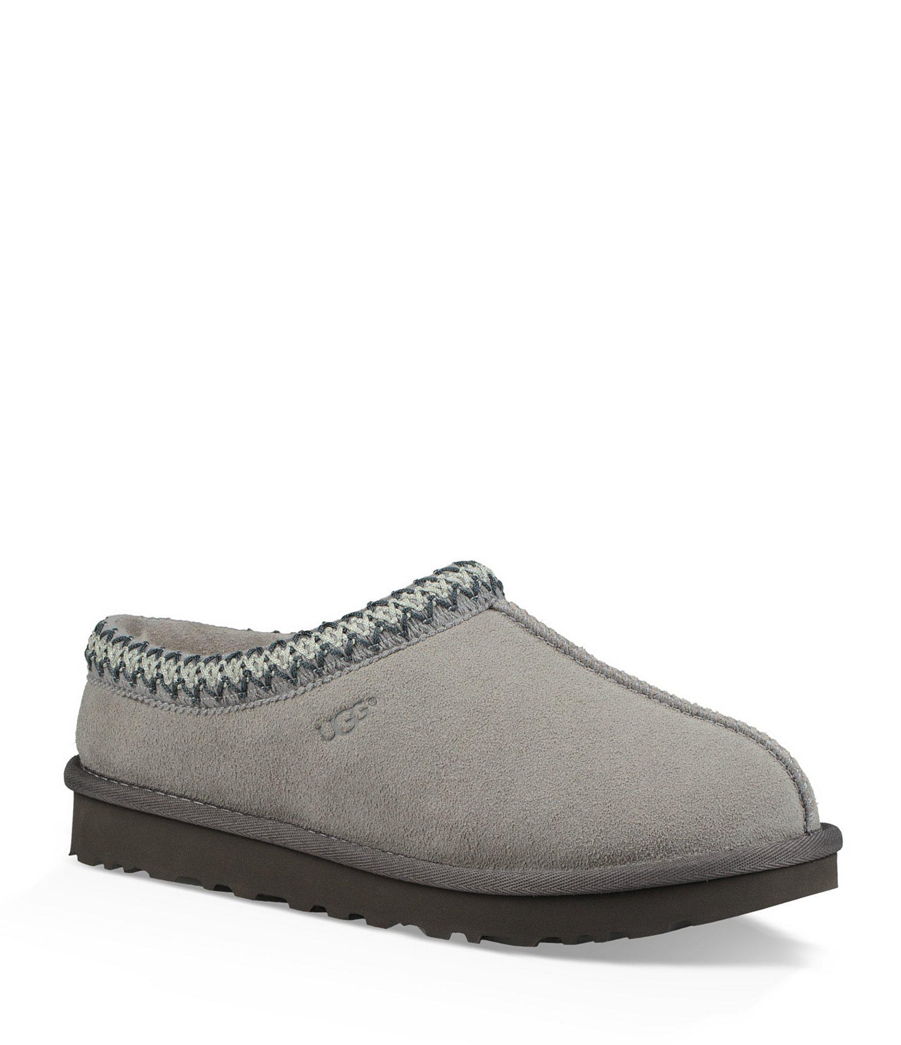 47951be285c Lyst - UGG Women s Tasman Slippers in Gray