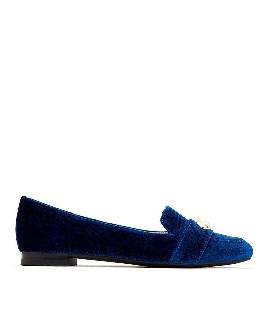 Katy Perry The Harper Eye Velvet Loafers LhKXDSYiHi