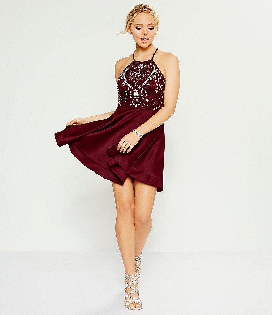 Antonio Melani Faina Caged Jeweled Dress Sandals FVSBjgJ