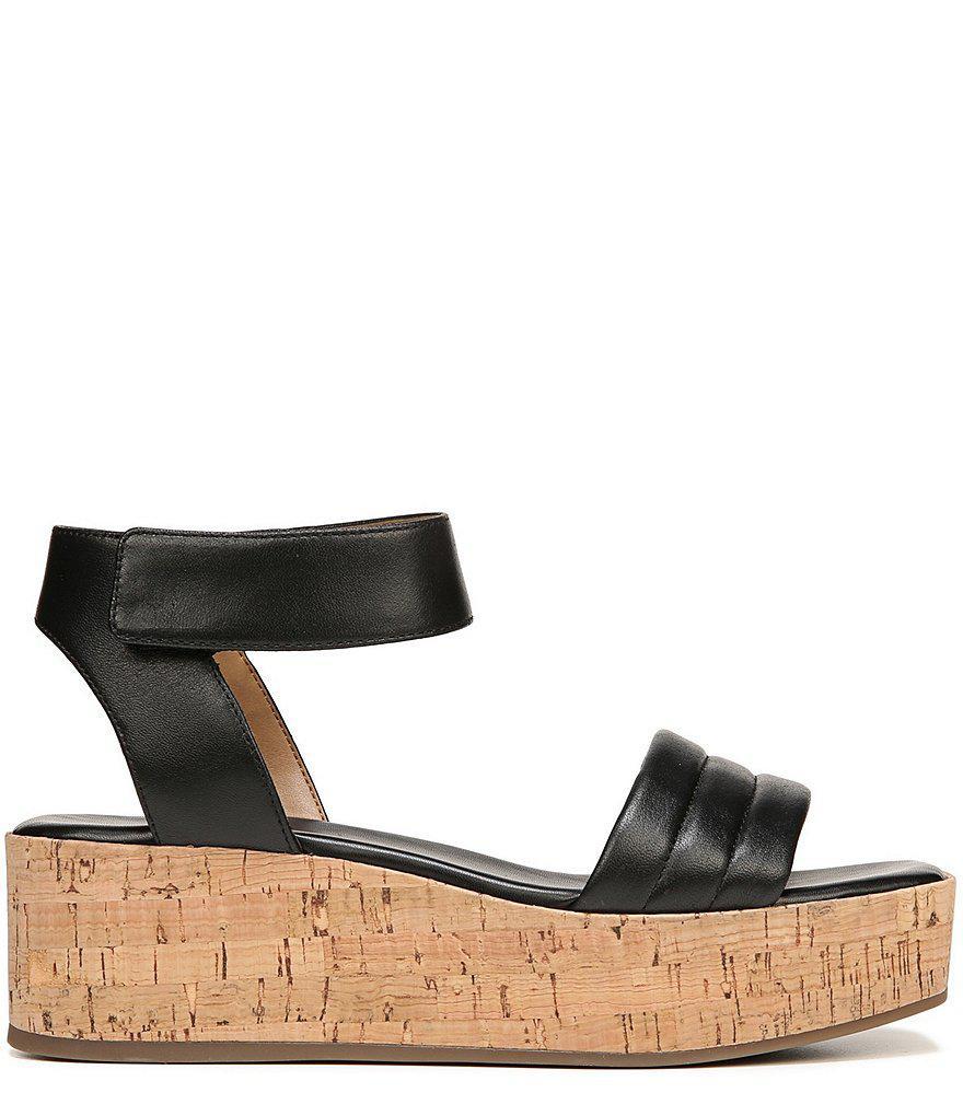 Lioli Cork Wedge Platform Sandals lurQ3