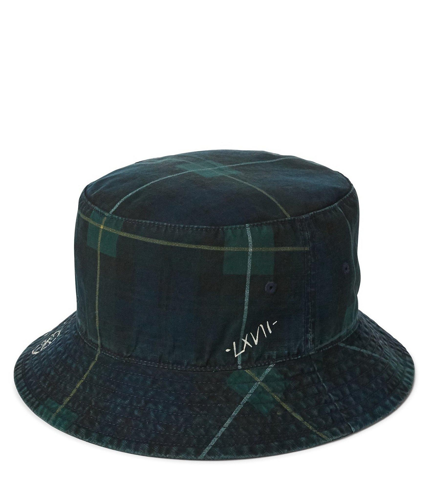 76f172e0da7c7 Polo Ralph Lauren - Green Yale Bucket Hat for Men - Lyst. View fullscreen
