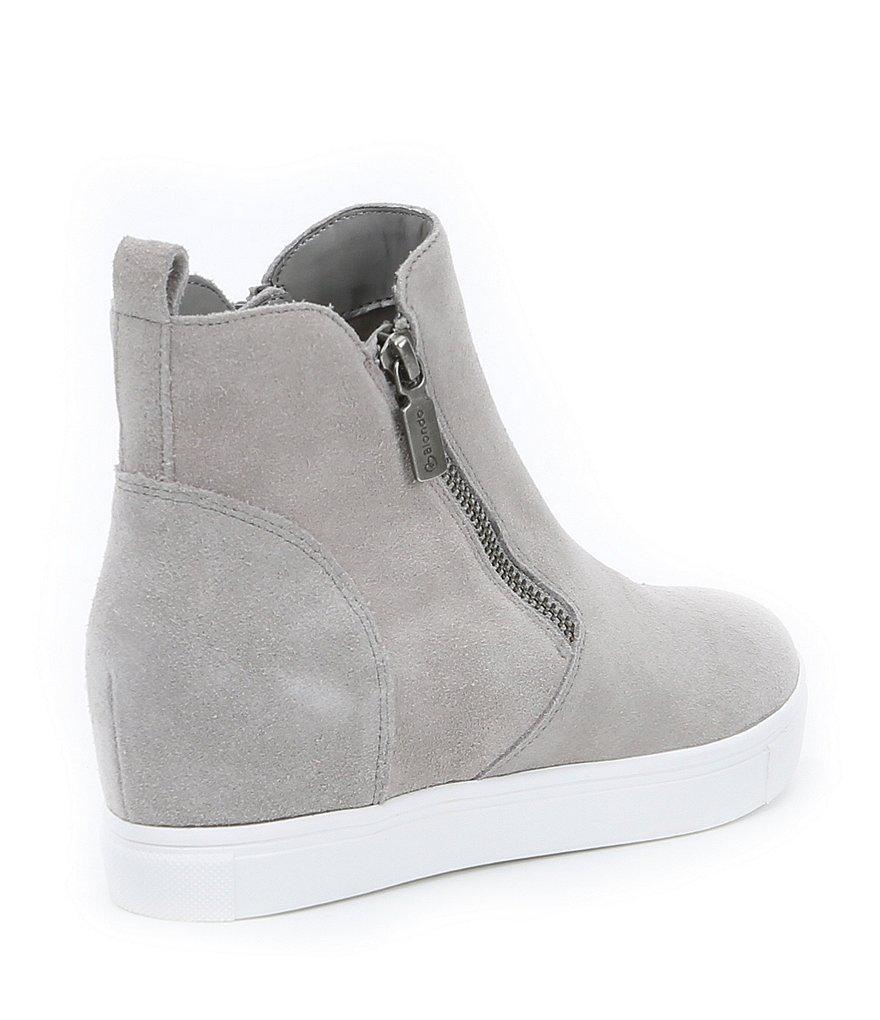 Blondo Suede Waterproof Giselle Sneakers 8mHbrS1x