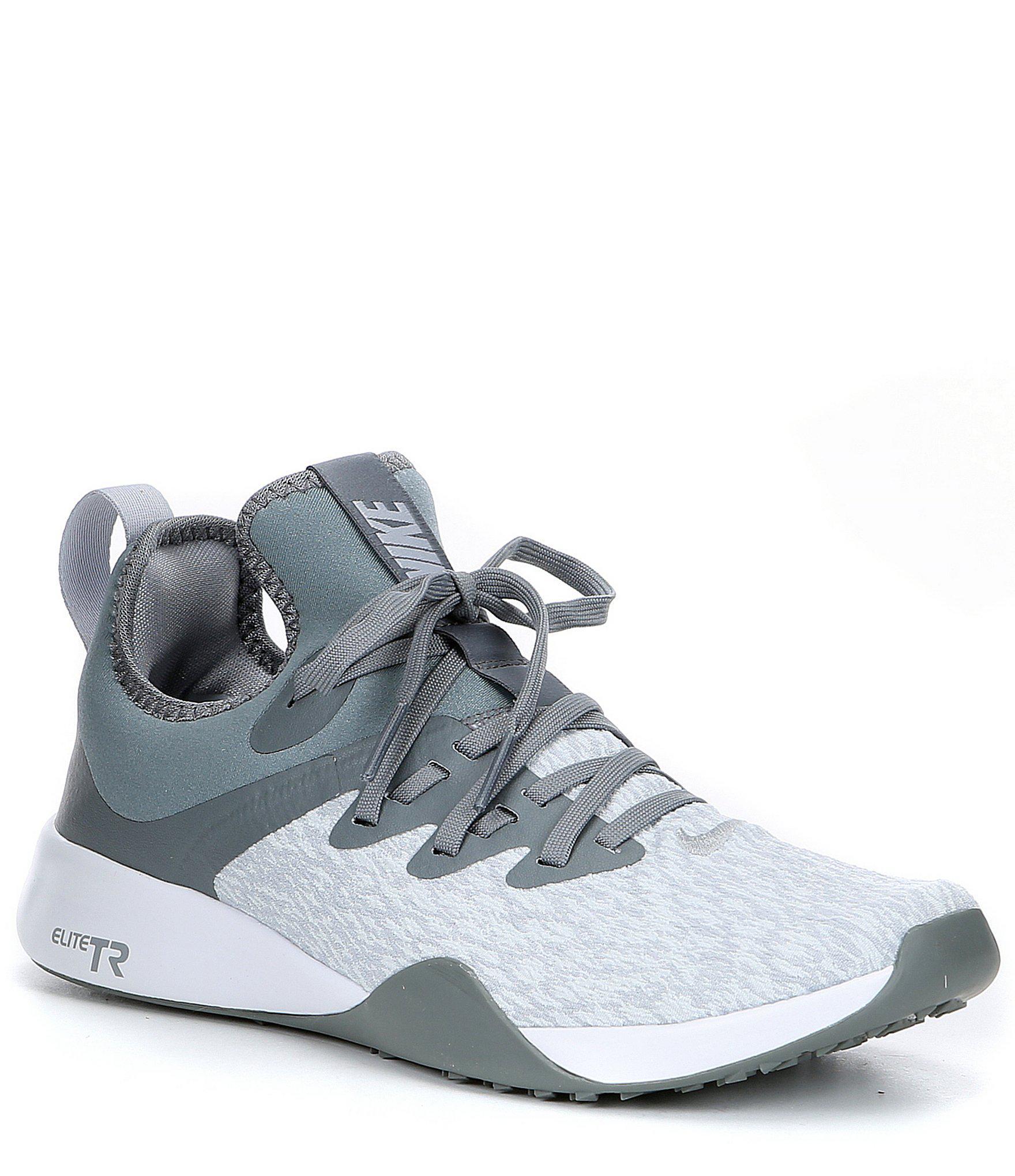 c8ff6c606 Nike Women's Foundation Elite Tr Training Shoe in Gray - Lyst