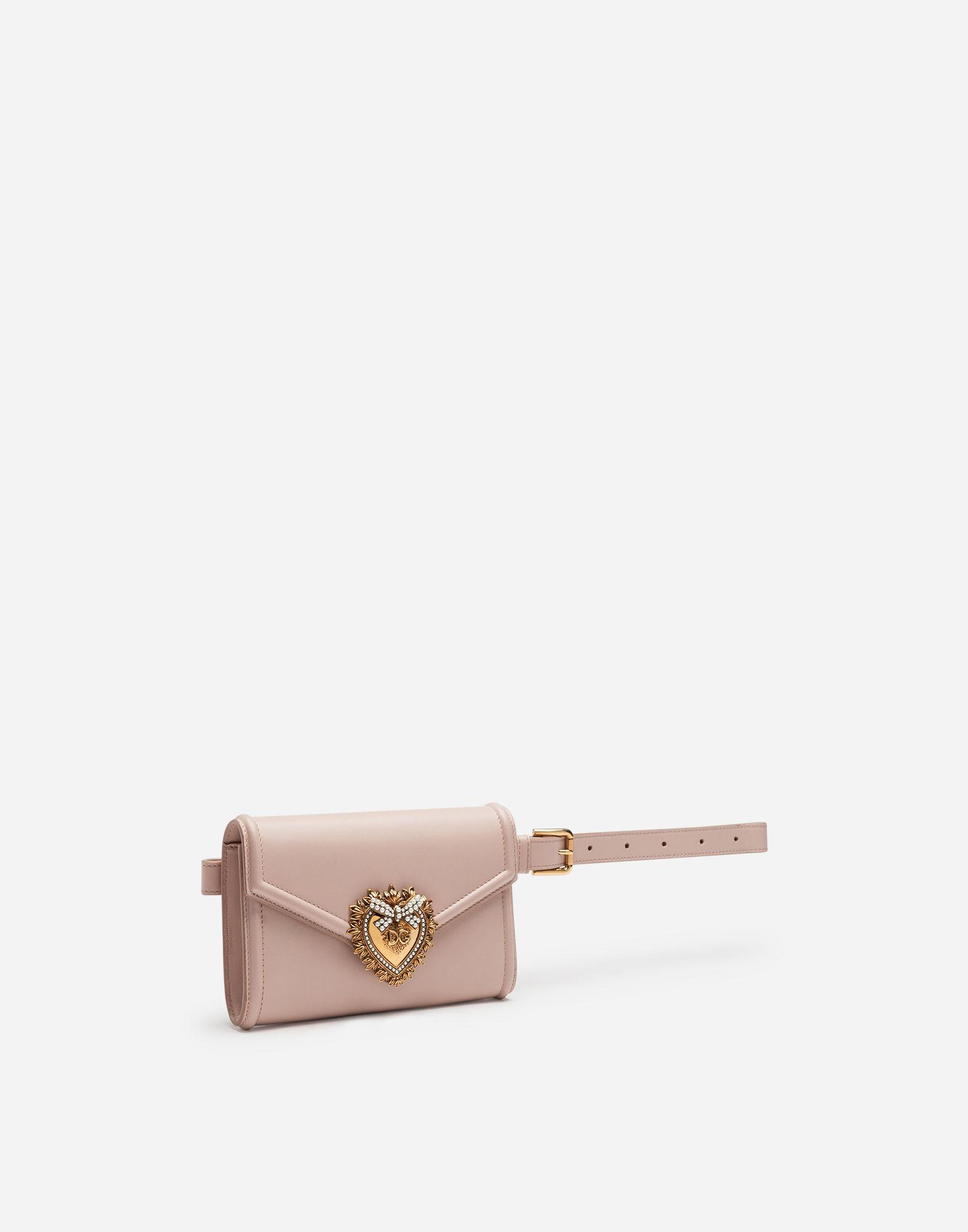 a4c4f8474978 dolce-gabbana-BLUSH-Devotion-Fanny-Pack-In-Plain-Calfskin.jpeg
