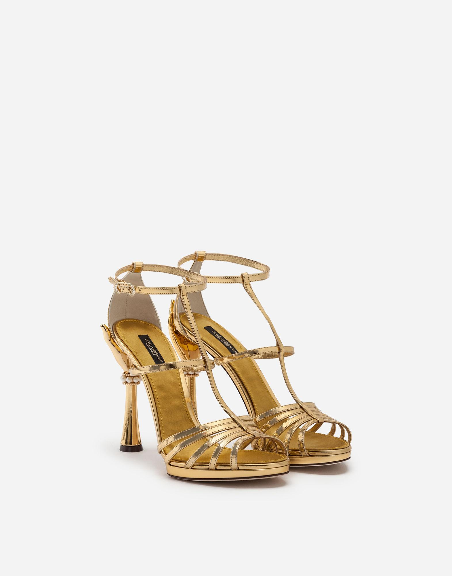 9c55399764b dolce-gabbana-GOLD-Sandal-In-Mirrored-Patent-Leather-With-Sculpted-Heel.jpeg