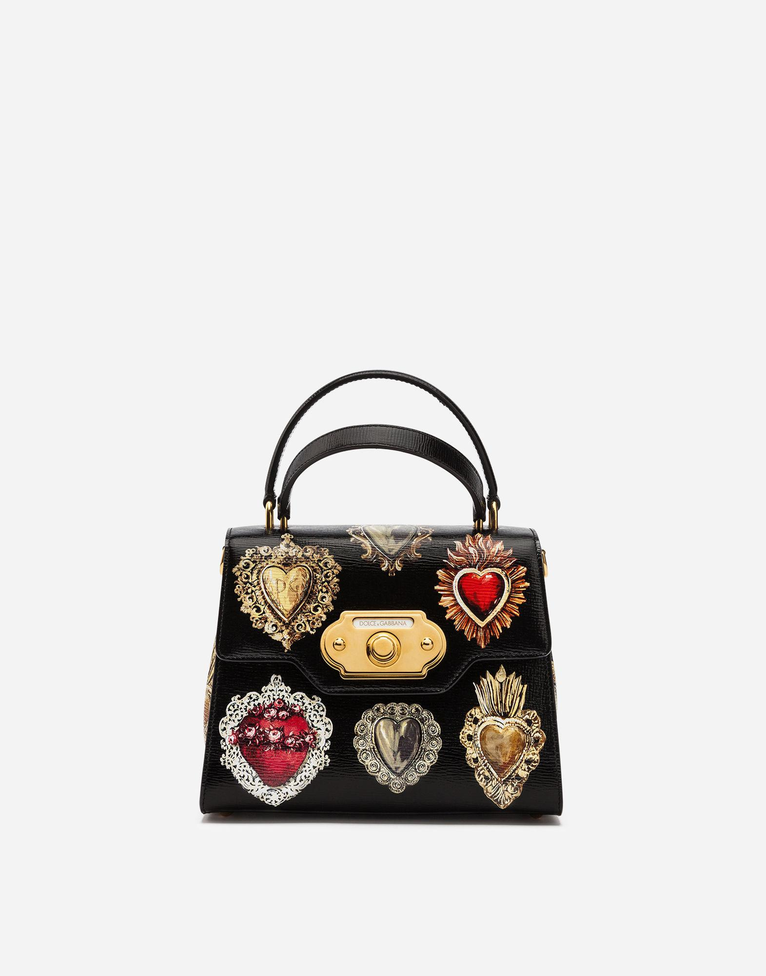printed design purse - Black Dolce & Gabbana Visit Online Free Shipping Low Shipping Discount Pictures Sale 2018 Newest UgxrAL