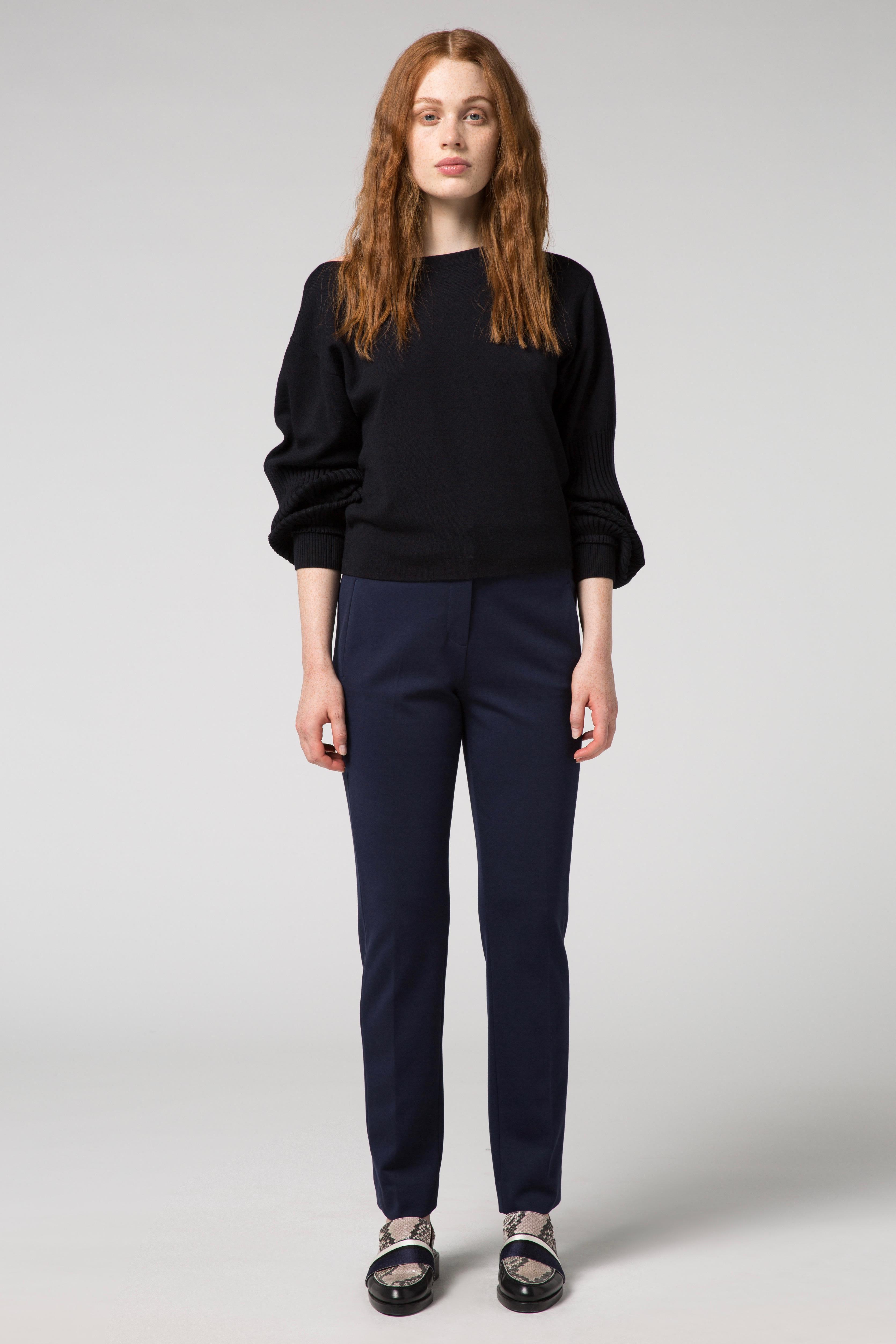 EFFORTLESS CHIC classic pants 2 Dorothee Schumacher