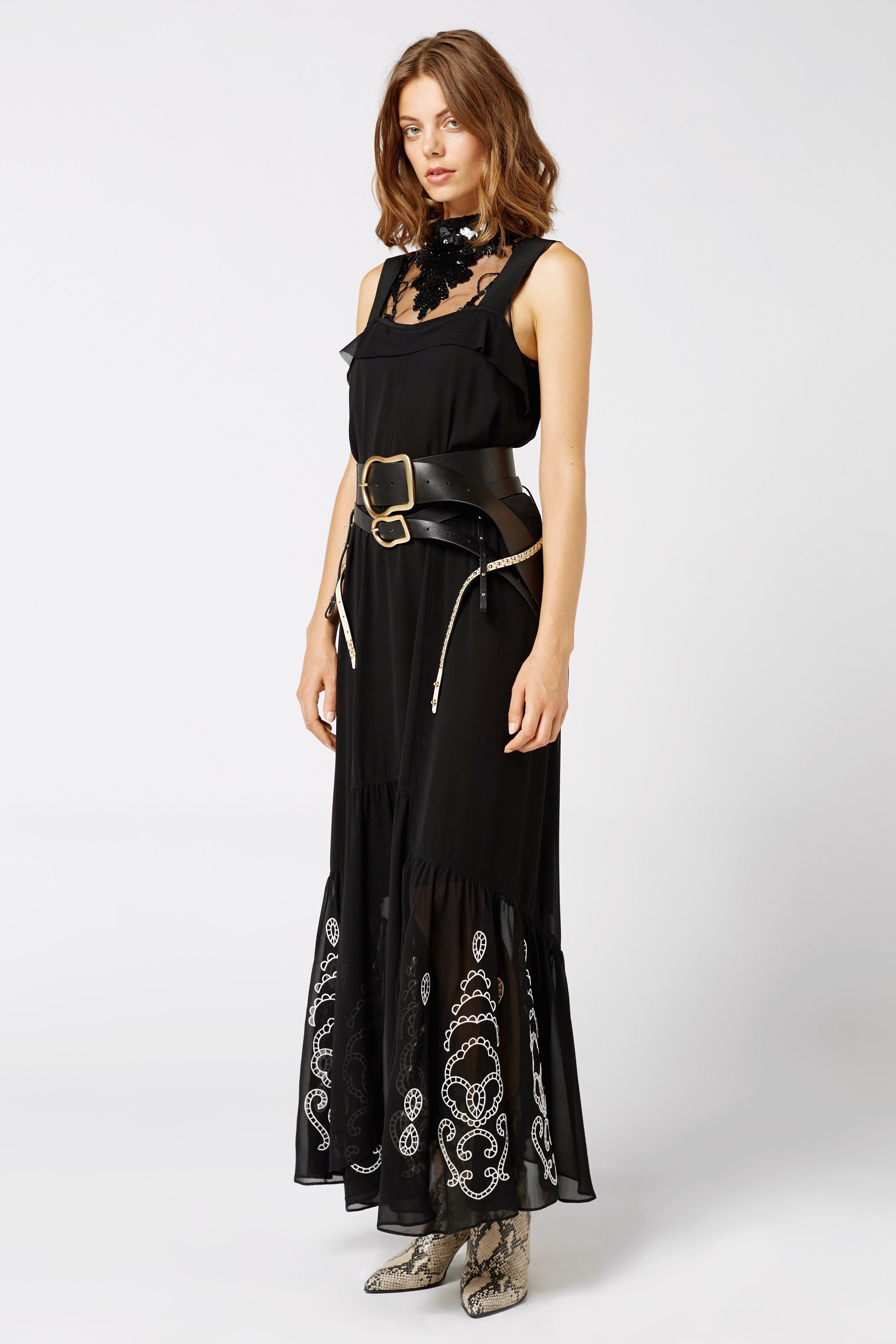 Outlet Best Store To Get Cheap Big Sale EMBROIDERED ROMANCE dress 3 Dorothee Schumacher Cheap Footlocker aWiTWo