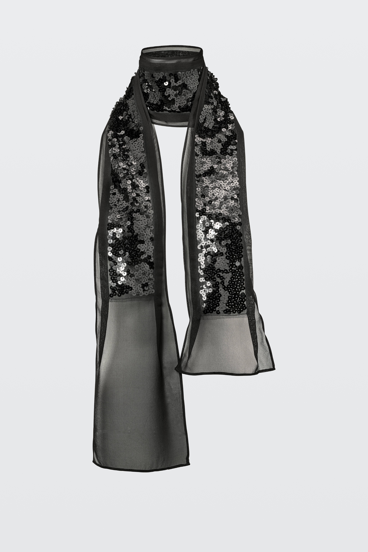 lyst brown franco paisley accessories dark ferrari gallery scarf in glick
