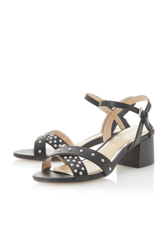 4ae3c40e9bb Lyst - Dorothy Perkins Head Over Heels Black  julio  Ladies Mid Heel ...