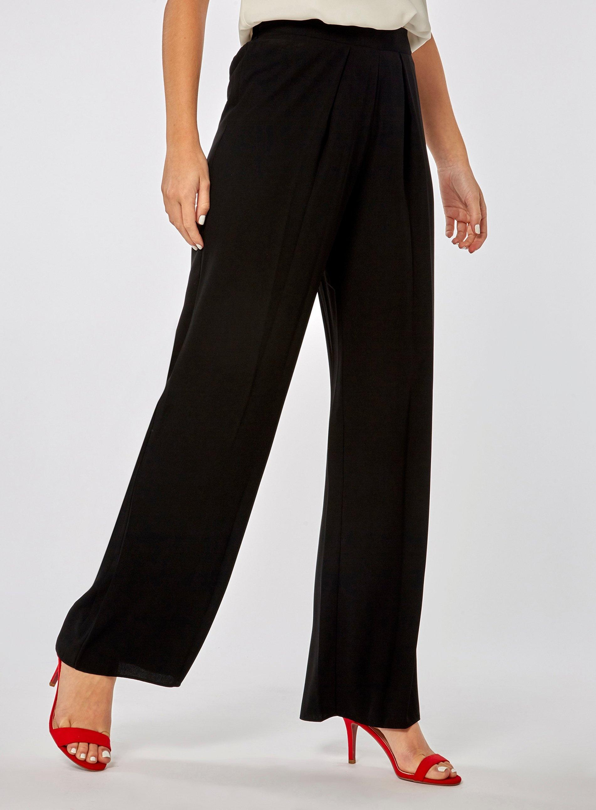 172511d36256d ... Black Palazzo Trousers - Lyst. Visit Dorothy Perkins. Tap to visit site