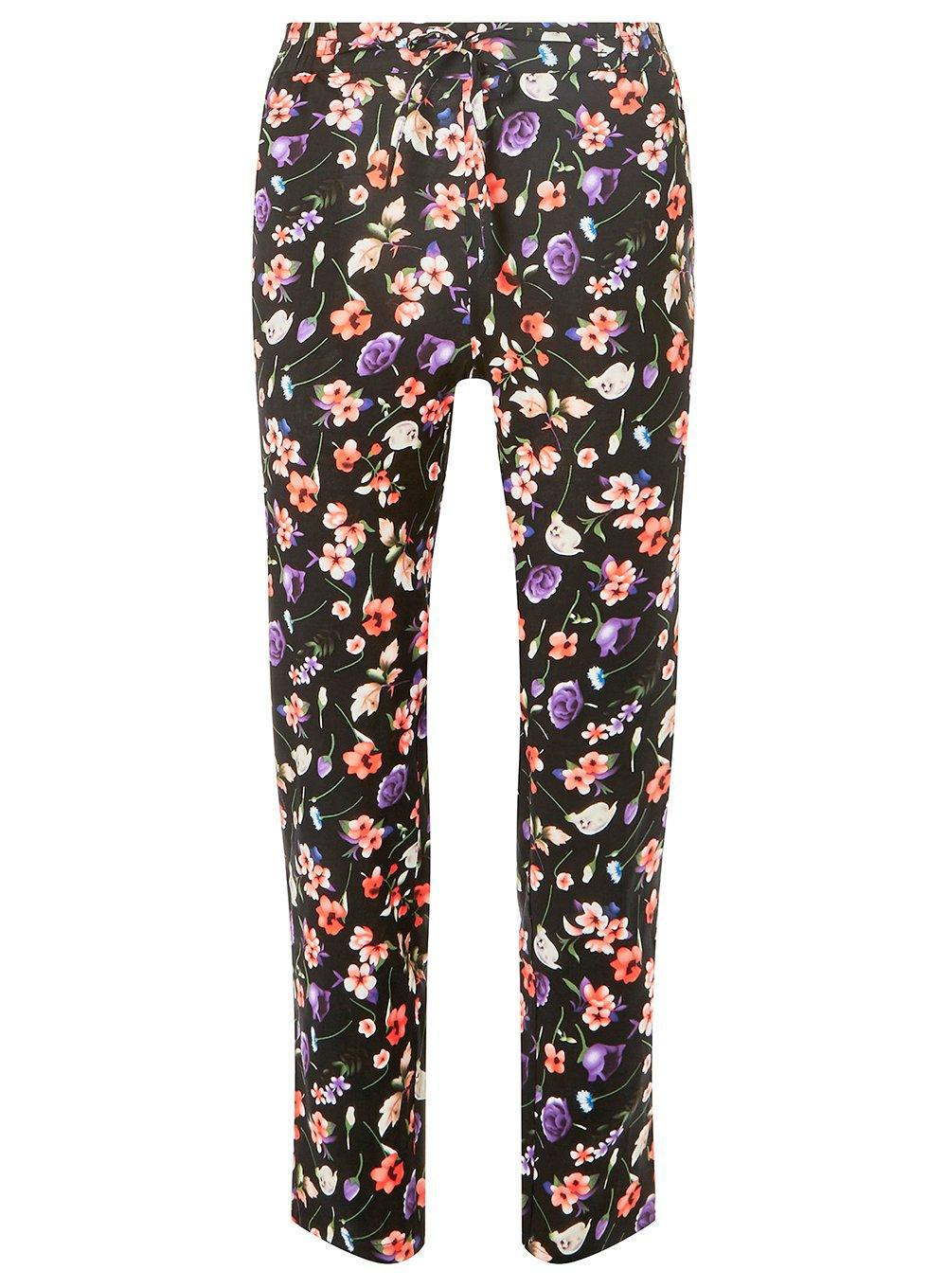 Dorothy Perkins Womens **Vero Moda Multi Coloured Floral Print Joggers Sale Limited Edition Cheap Low Price Drop Shipping High Quality LeM40T2kIY
