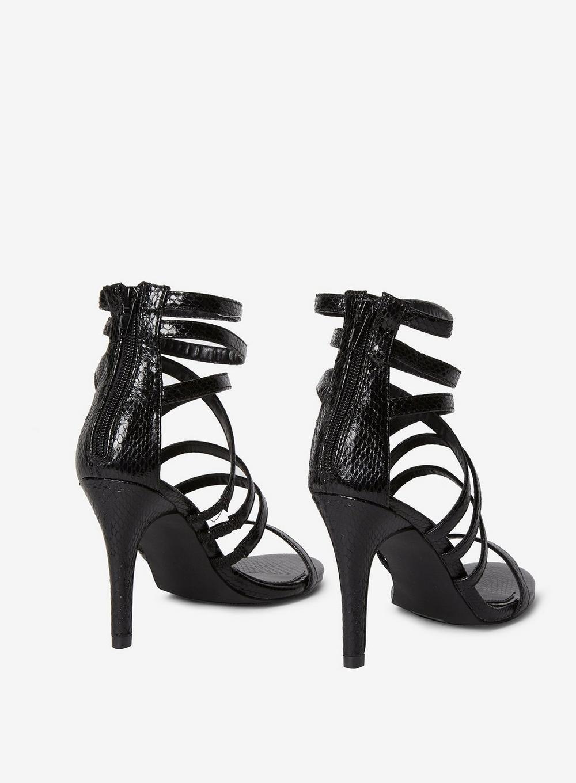 ffaf741282e0 Lyst - Dorothy Perkins Black  born  Strappy Sandals in Black